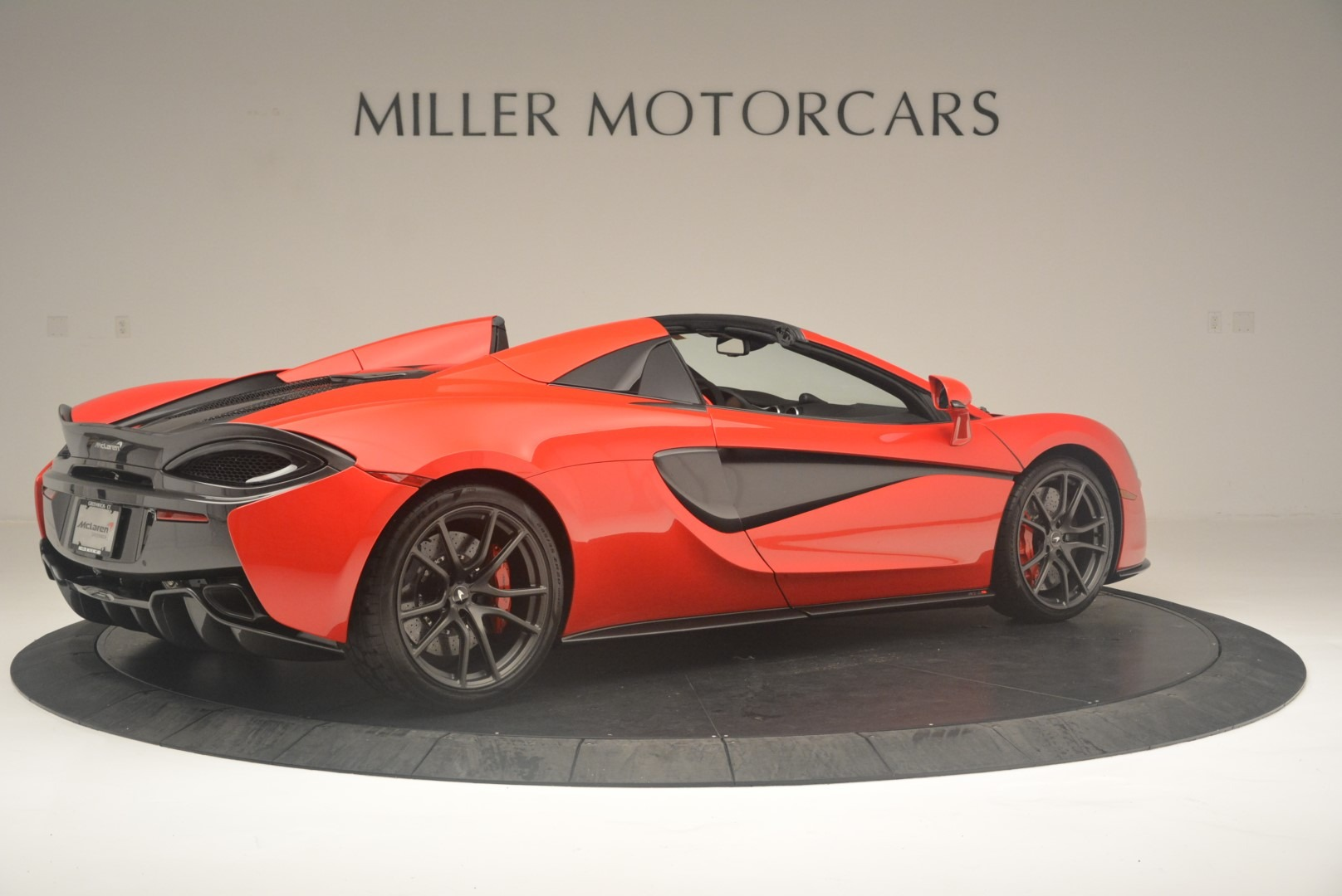 New 2019 McLaren 570S Spider Convertible For Sale In Greenwich, CT 2564_p8