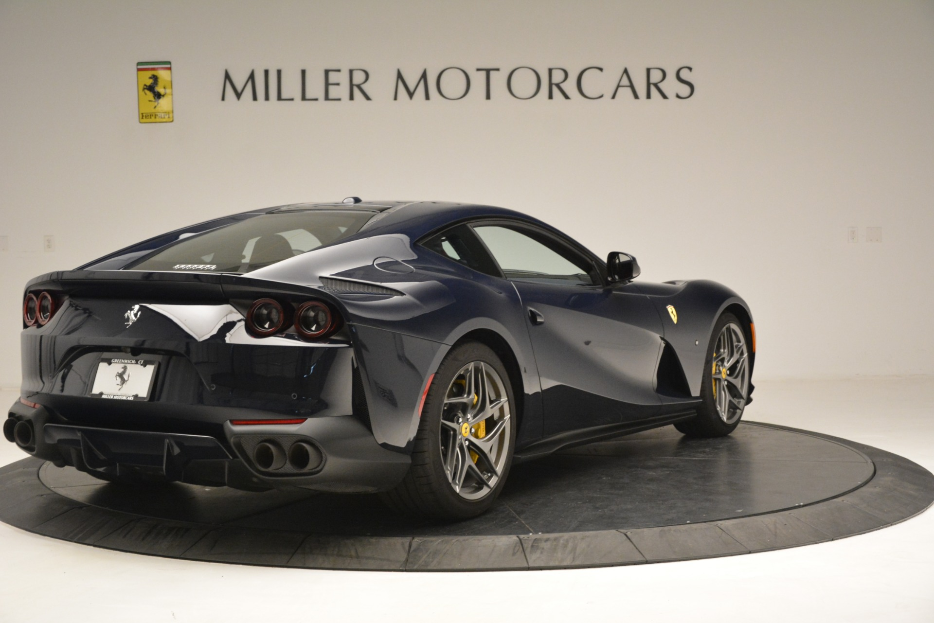 Used 2018 Ferrari 812 Superfast  For Sale In Greenwich, CT 2569_p8