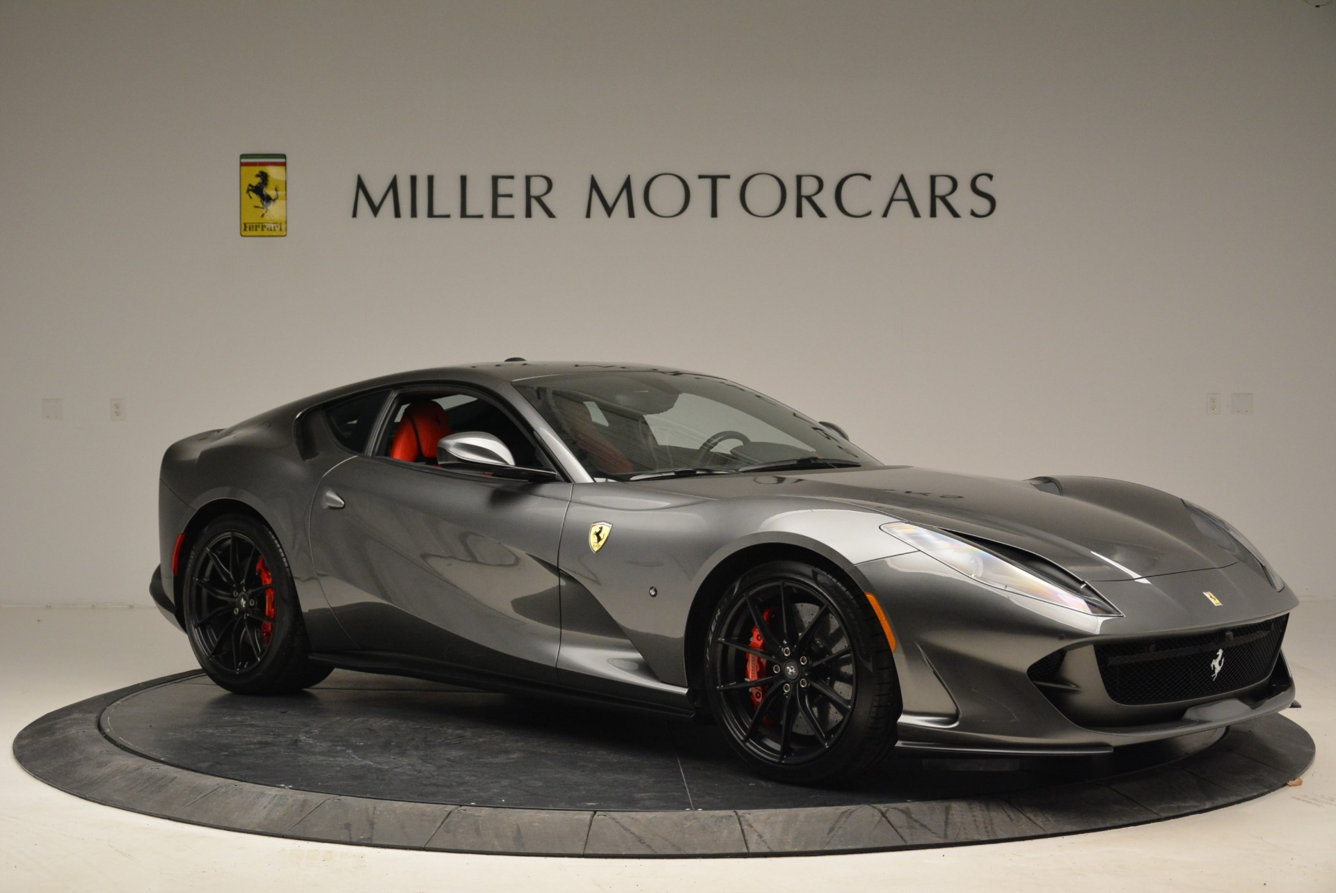 Used 2018 Ferrari 812 Superfast  For Sale In Greenwich, CT 2573_p10
