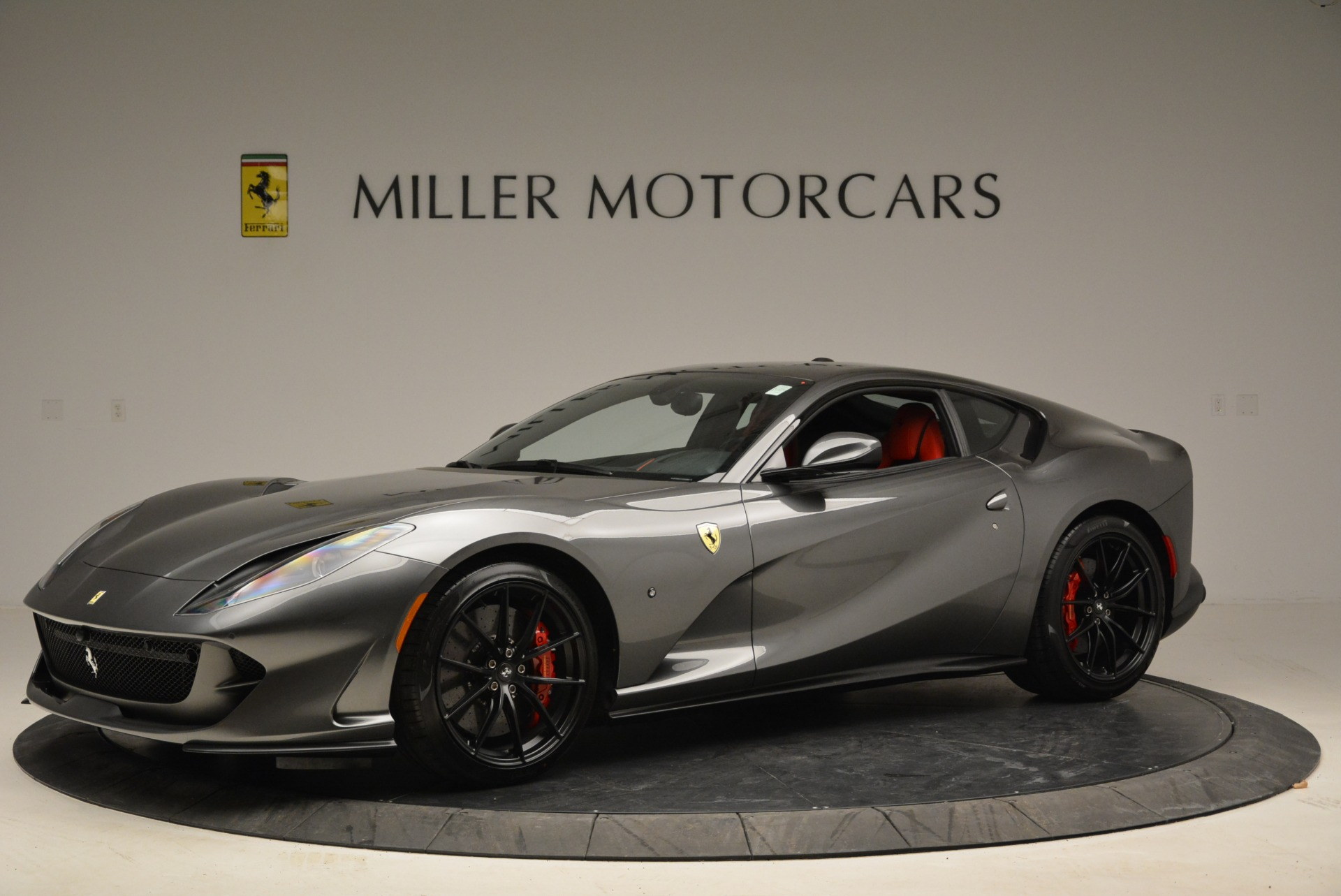 Used 2018 Ferrari 812 Superfast  For Sale In Greenwich, CT 2573_p2