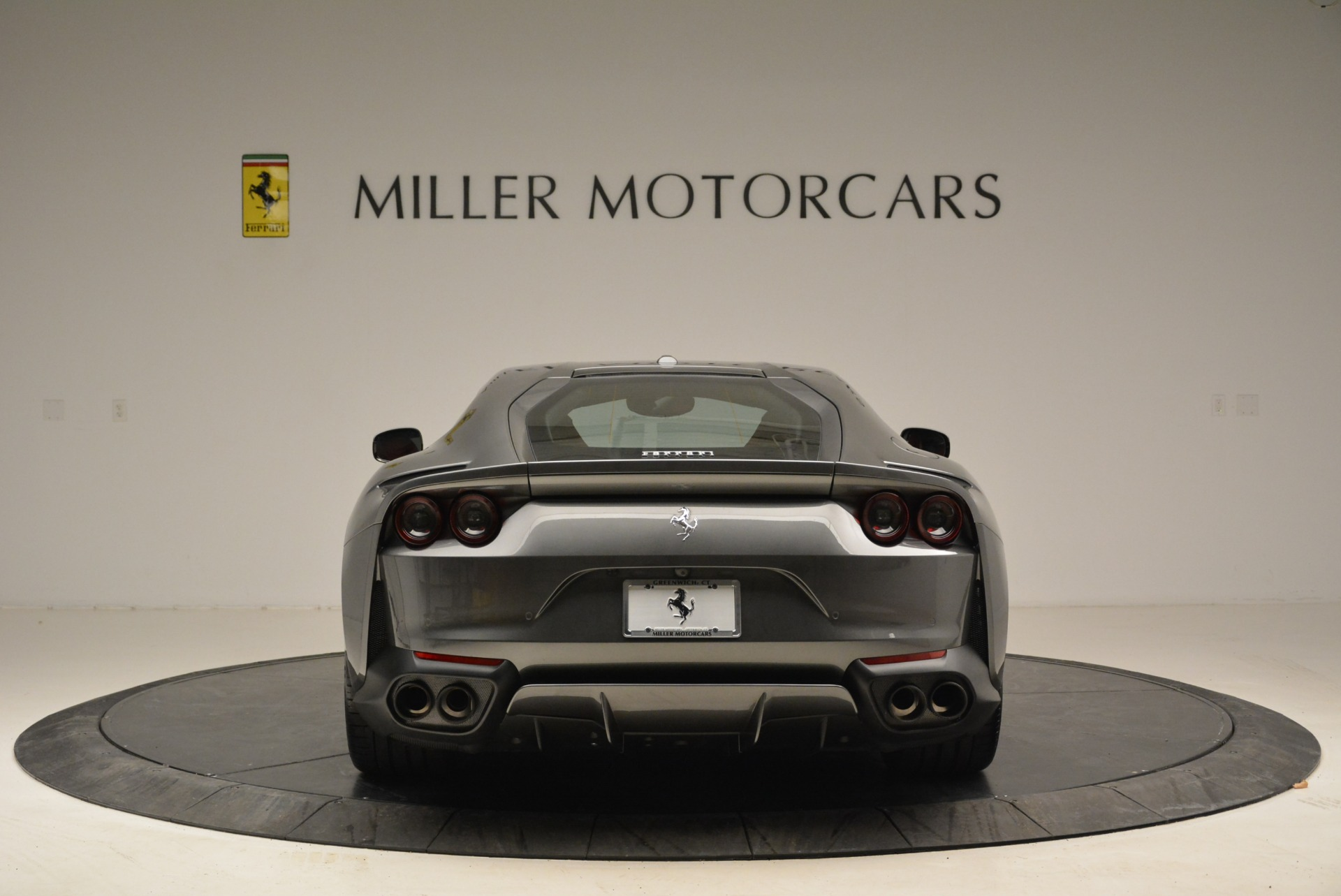 Used 2018 Ferrari 812 Superfast  For Sale In Greenwich, CT 2573_p6