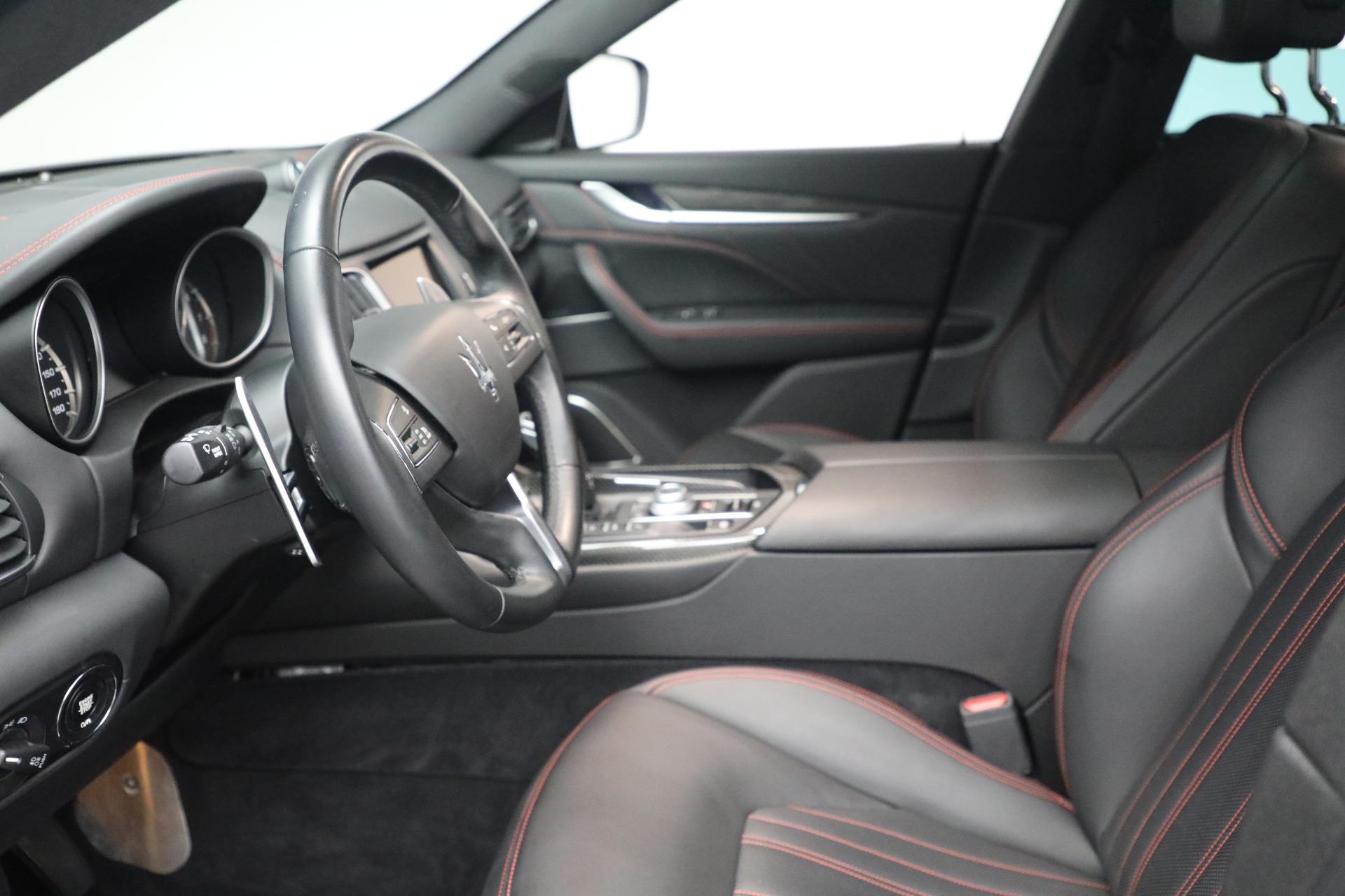 New 2019 Maserati Levante Q4 GranLusso For Sale In Greenwich, CT 2574_p16
