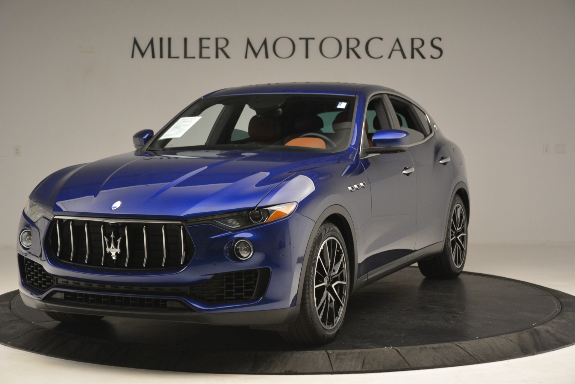 Used 2018 Maserati Levante Q4 For Sale In Greenwich, CT 2575_main