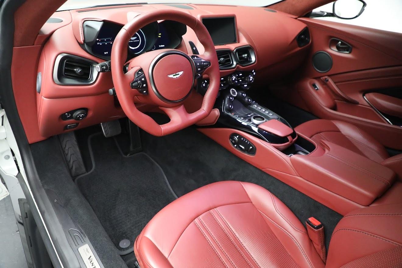 New 2019 Aston Martin Vantage  For Sale In Greenwich, CT 2577_p13