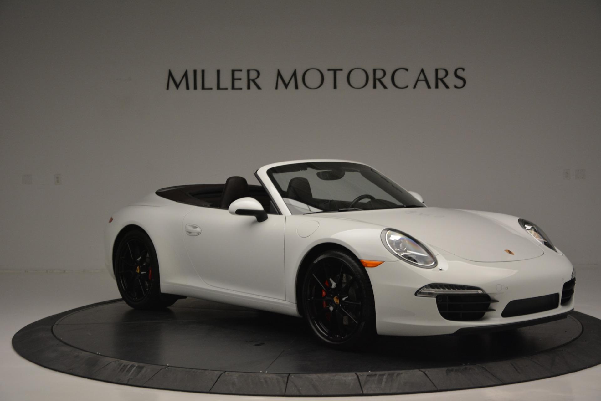 Used 2015 Porsche 911 Carrera S For Sale In Greenwich, CT 2578_p11