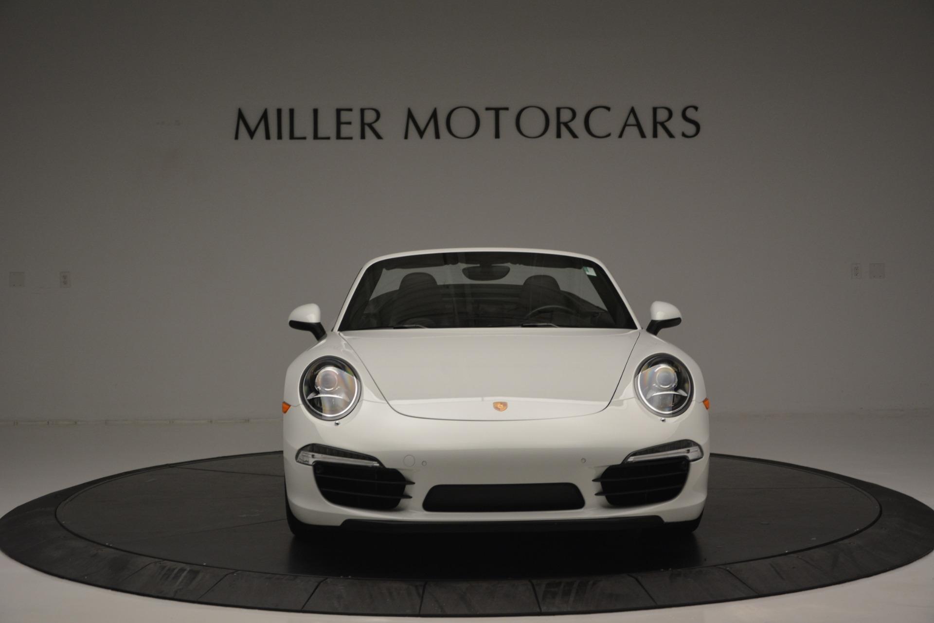 Used 2015 Porsche 911 Carrera S For Sale In Greenwich, CT 2578_p13