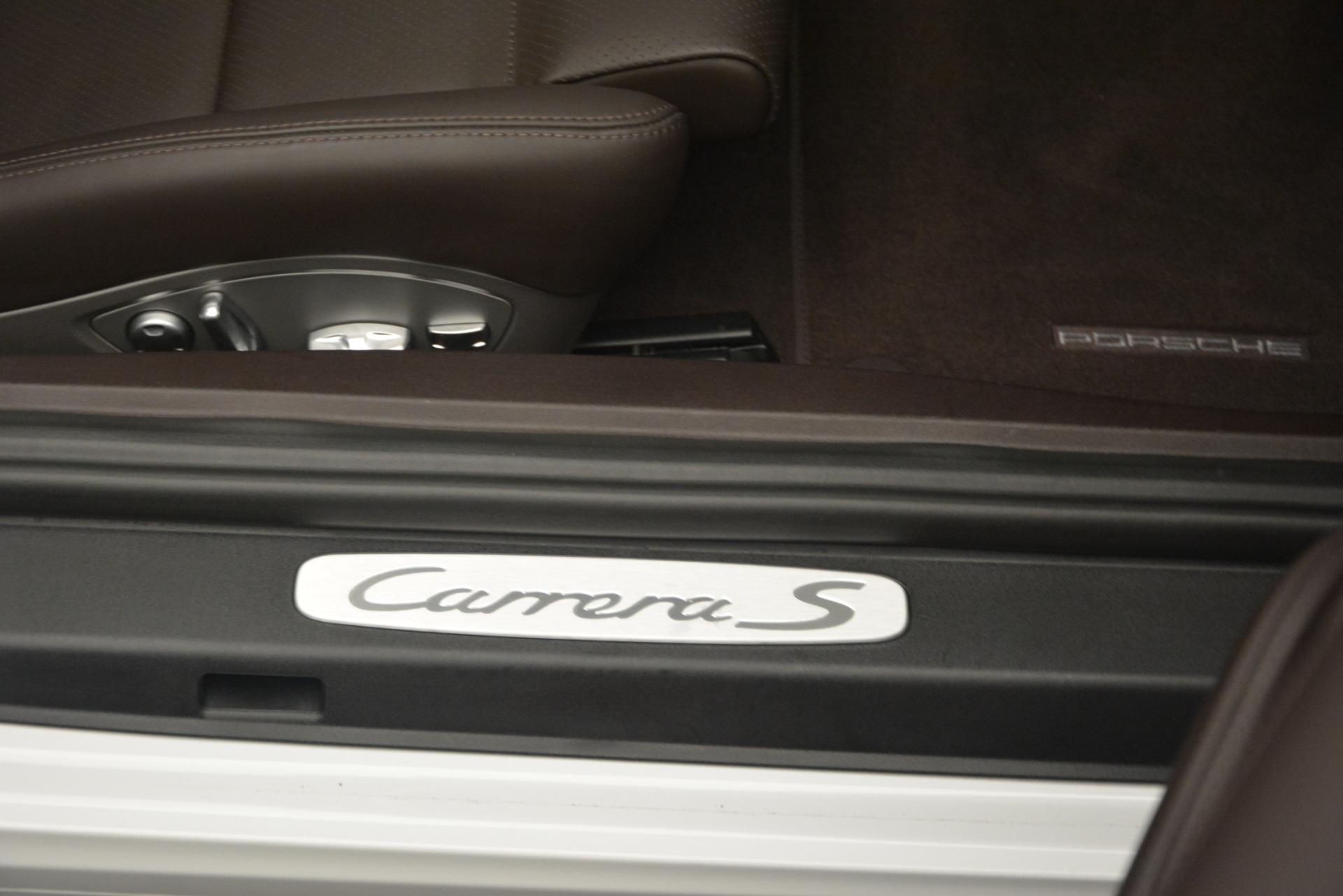 Used 2015 Porsche 911 Carrera S For Sale In Greenwich, CT 2578_p23