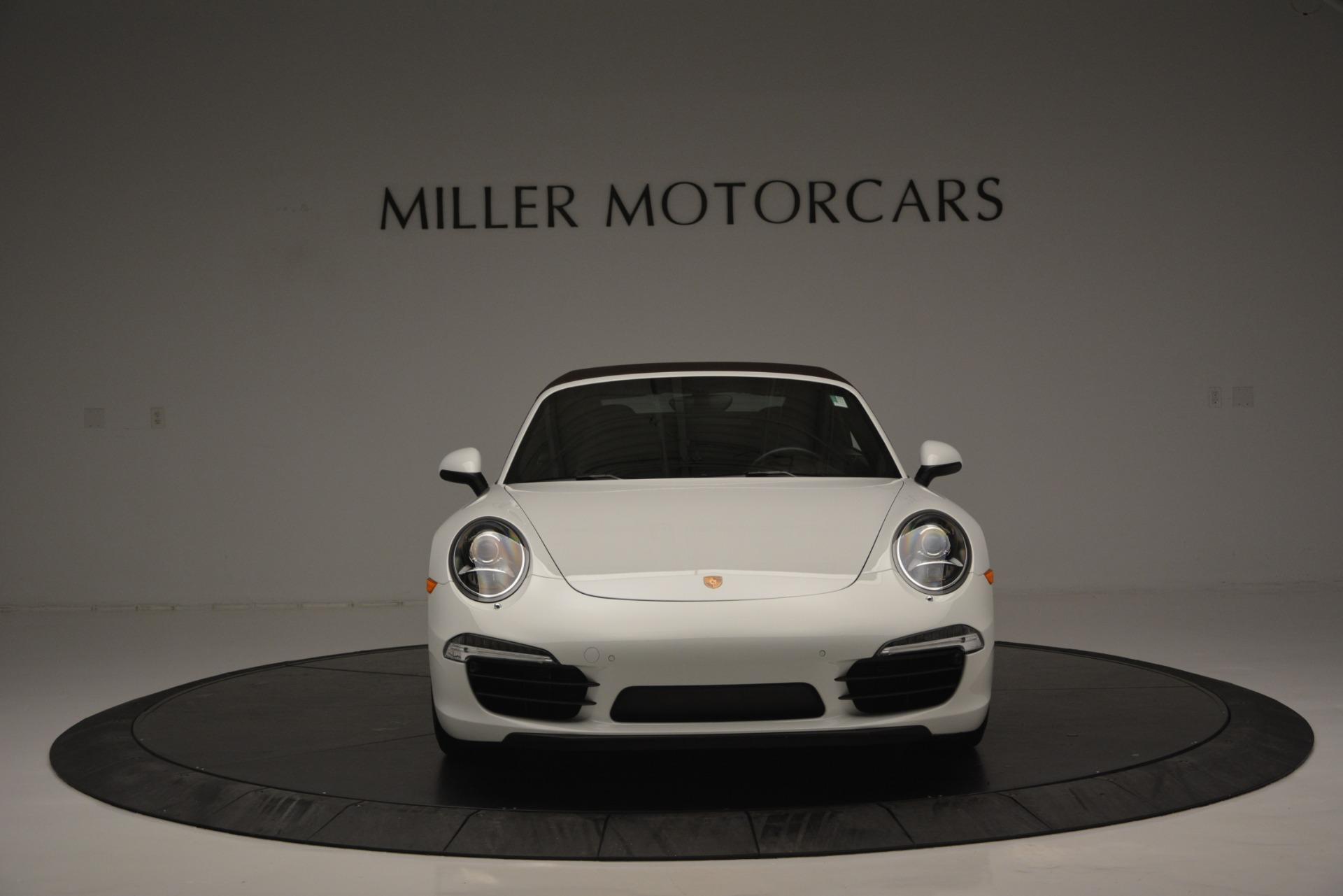 Used 2015 Porsche 911 Carrera S For Sale In Greenwich, CT 2578_p28