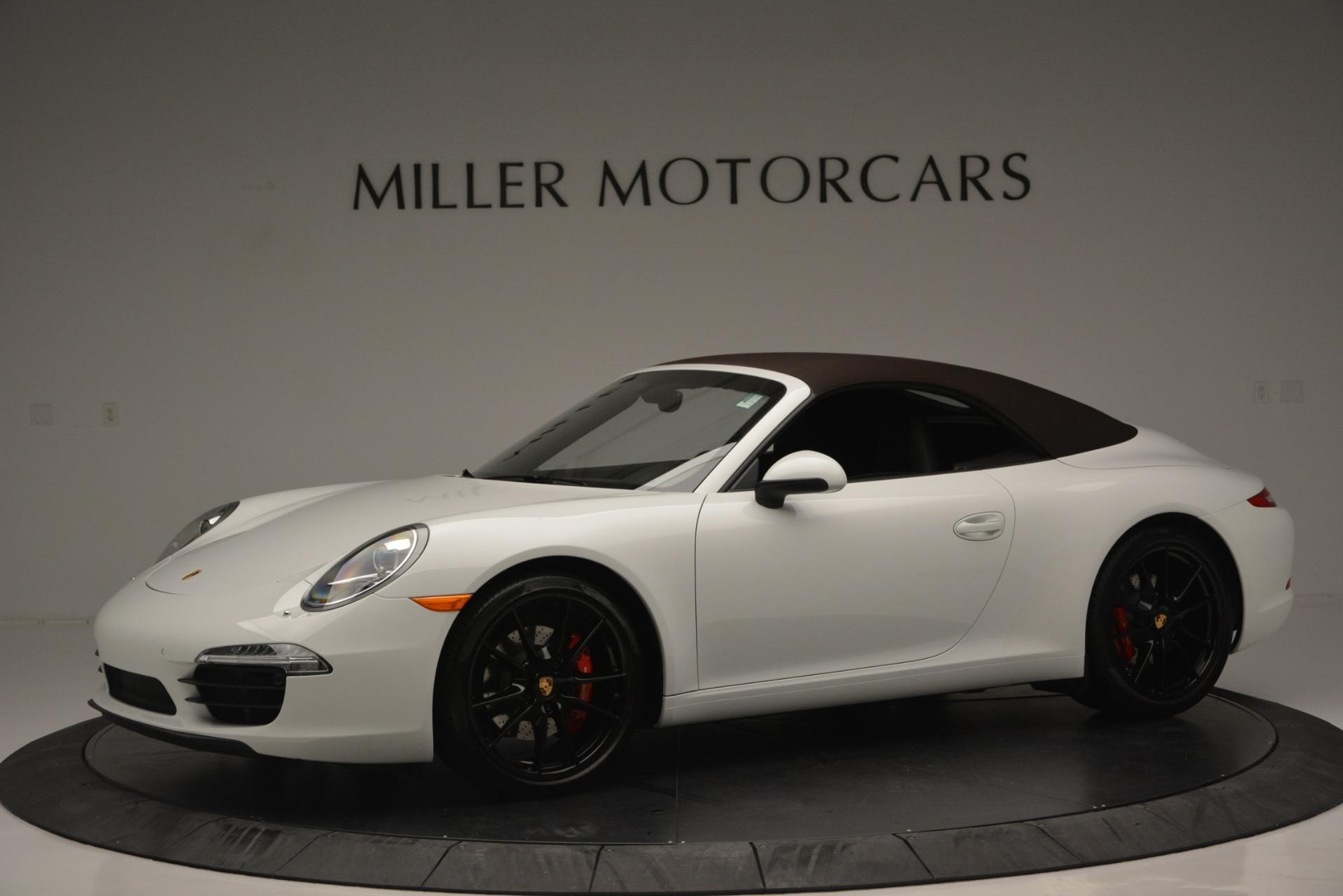 Used 2015 Porsche 911 Carrera S For Sale In Greenwich, CT 2578_p30
