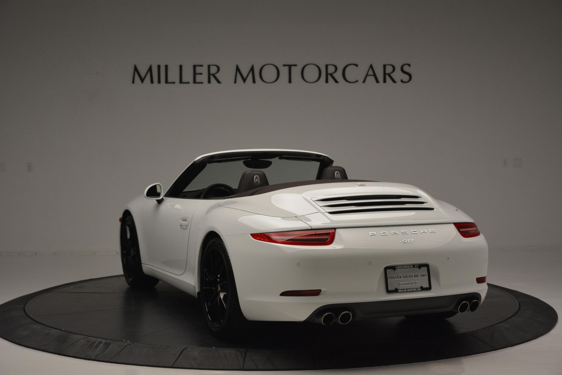 Used 2015 Porsche 911 Carrera S For Sale In Greenwich, CT 2578_p5