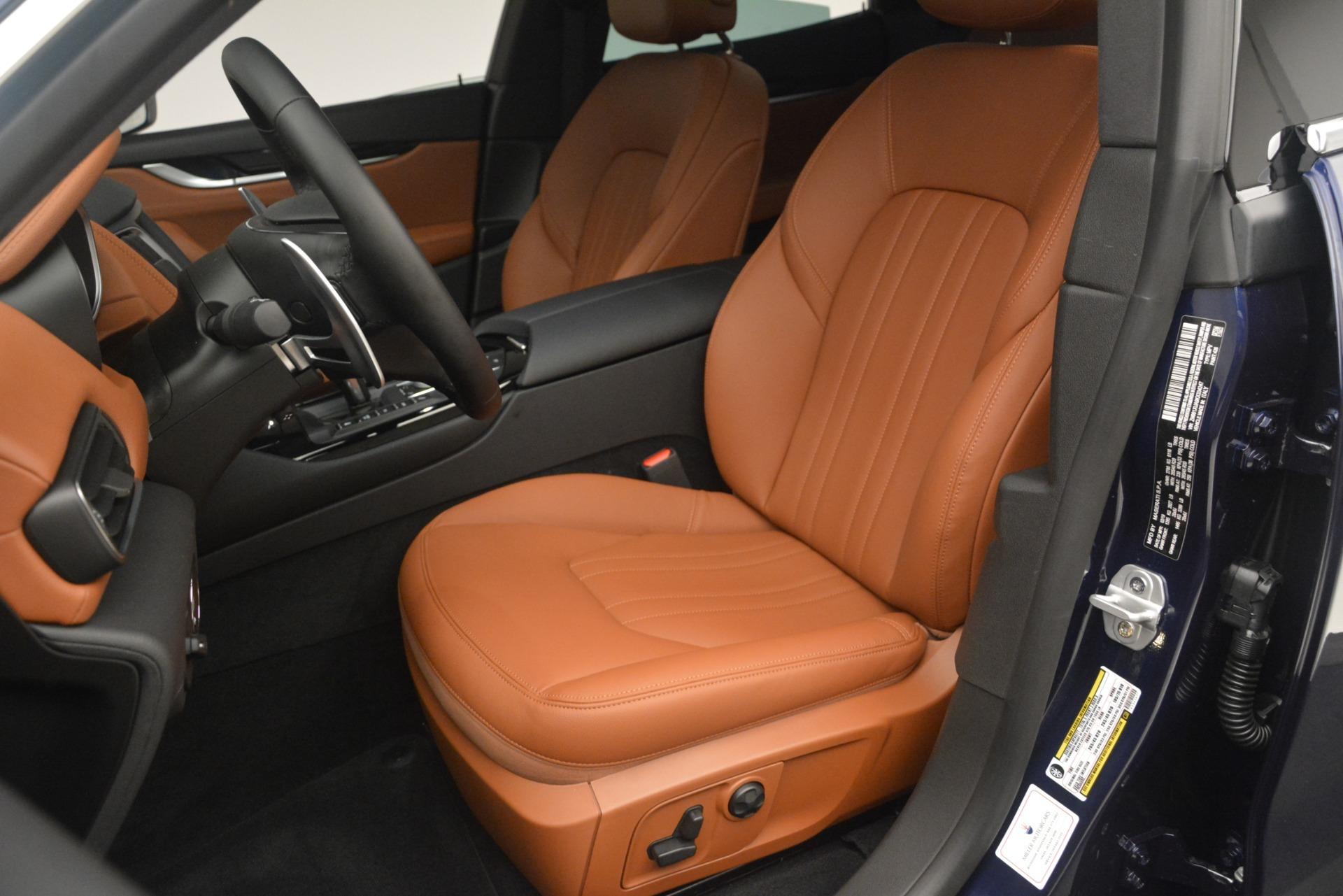 New 2019 Maserati Levante Q4 For Sale In Greenwich, CT 2581_p13