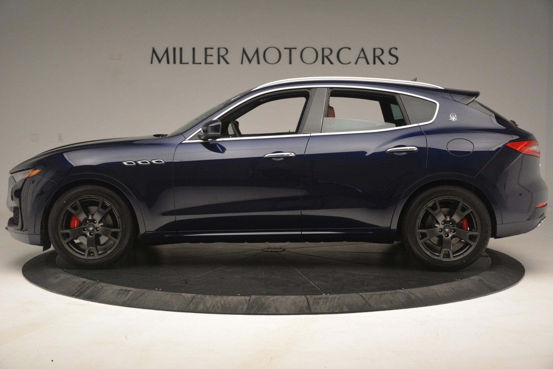 New 2019 Maserati Levante Q4 For Sale In Greenwich, CT 2581_p3
