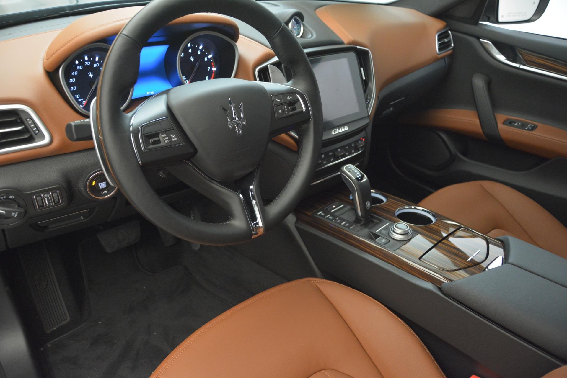 New 2019 Maserati Ghibli S Q4 For Sale In Greenwich, CT 2583_p14