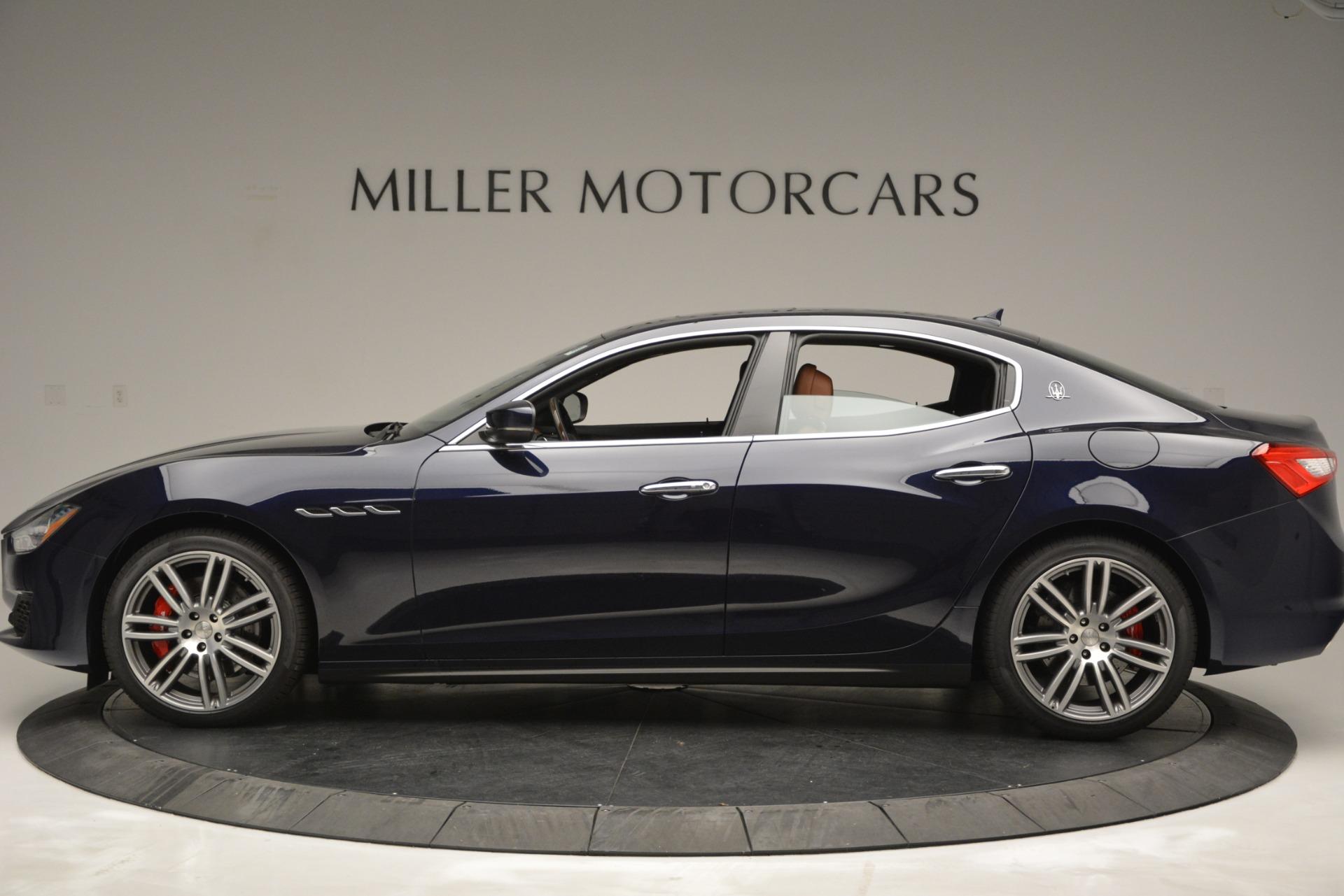 New 2019 Maserati Ghibli S Q4 For Sale In Greenwich, CT 2583_p3