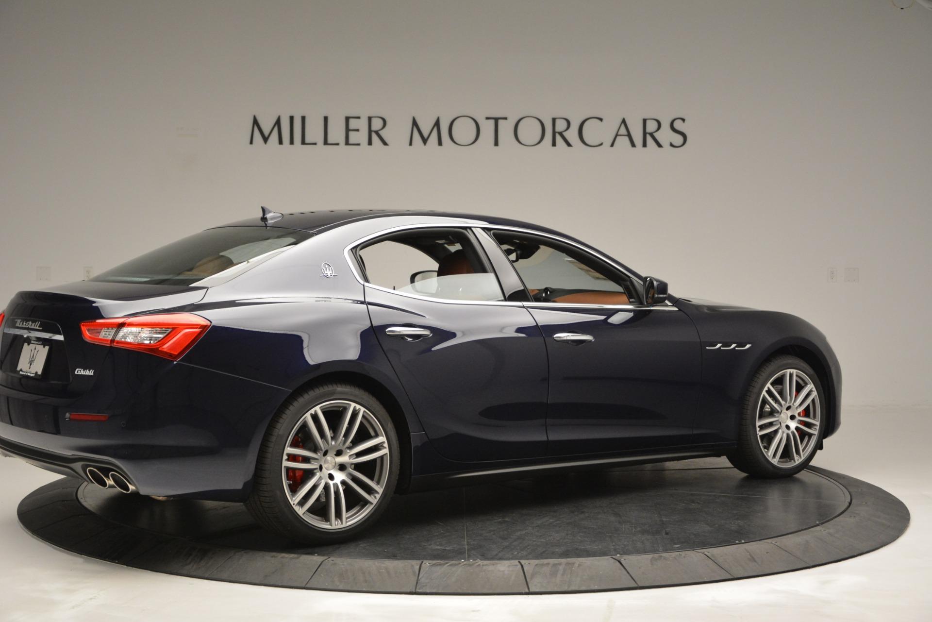 New 2019 Maserati Ghibli S Q4 For Sale In Greenwich, CT 2583_p8