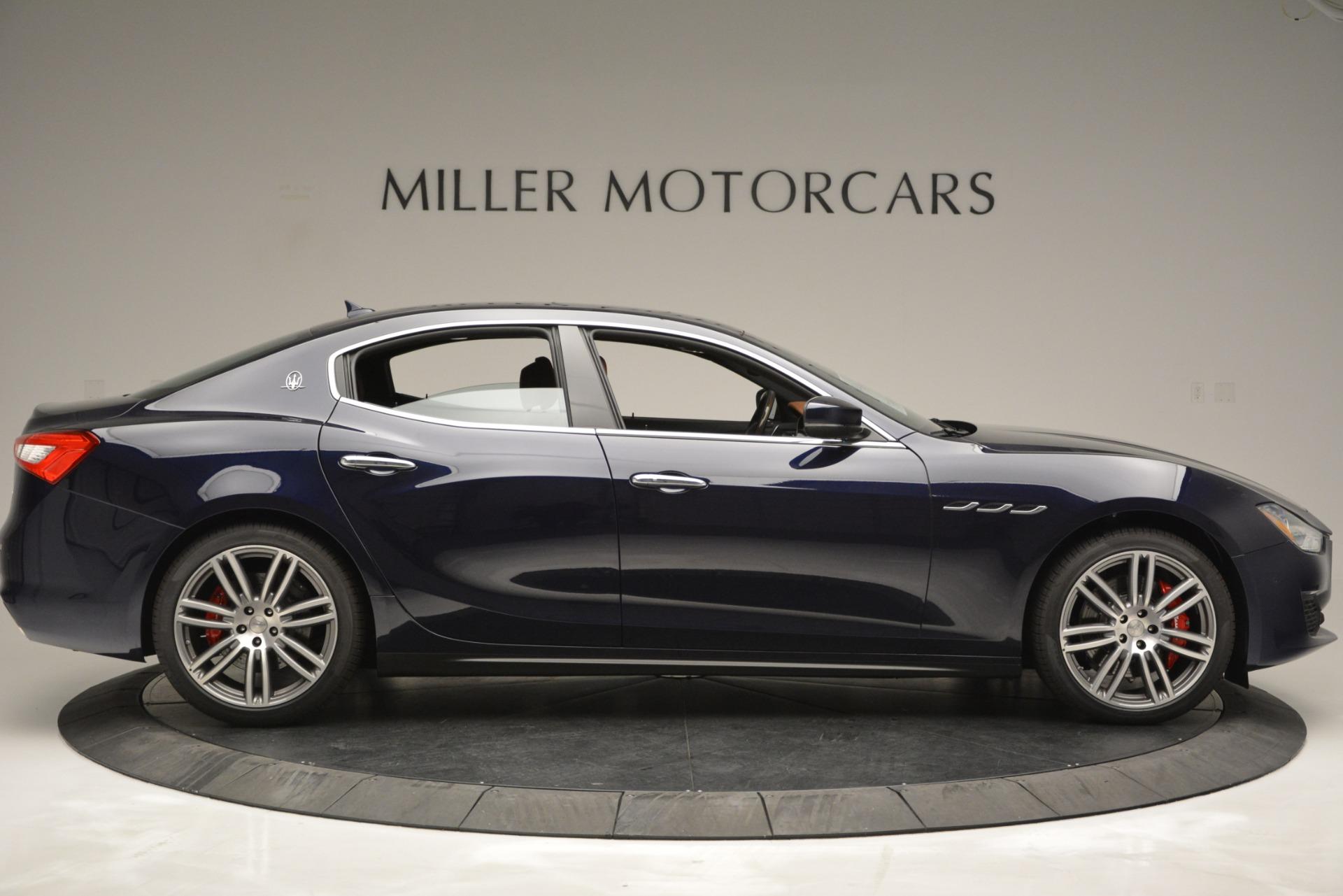 New 2019 Maserati Ghibli S Q4 For Sale In Greenwich, CT 2583_p9