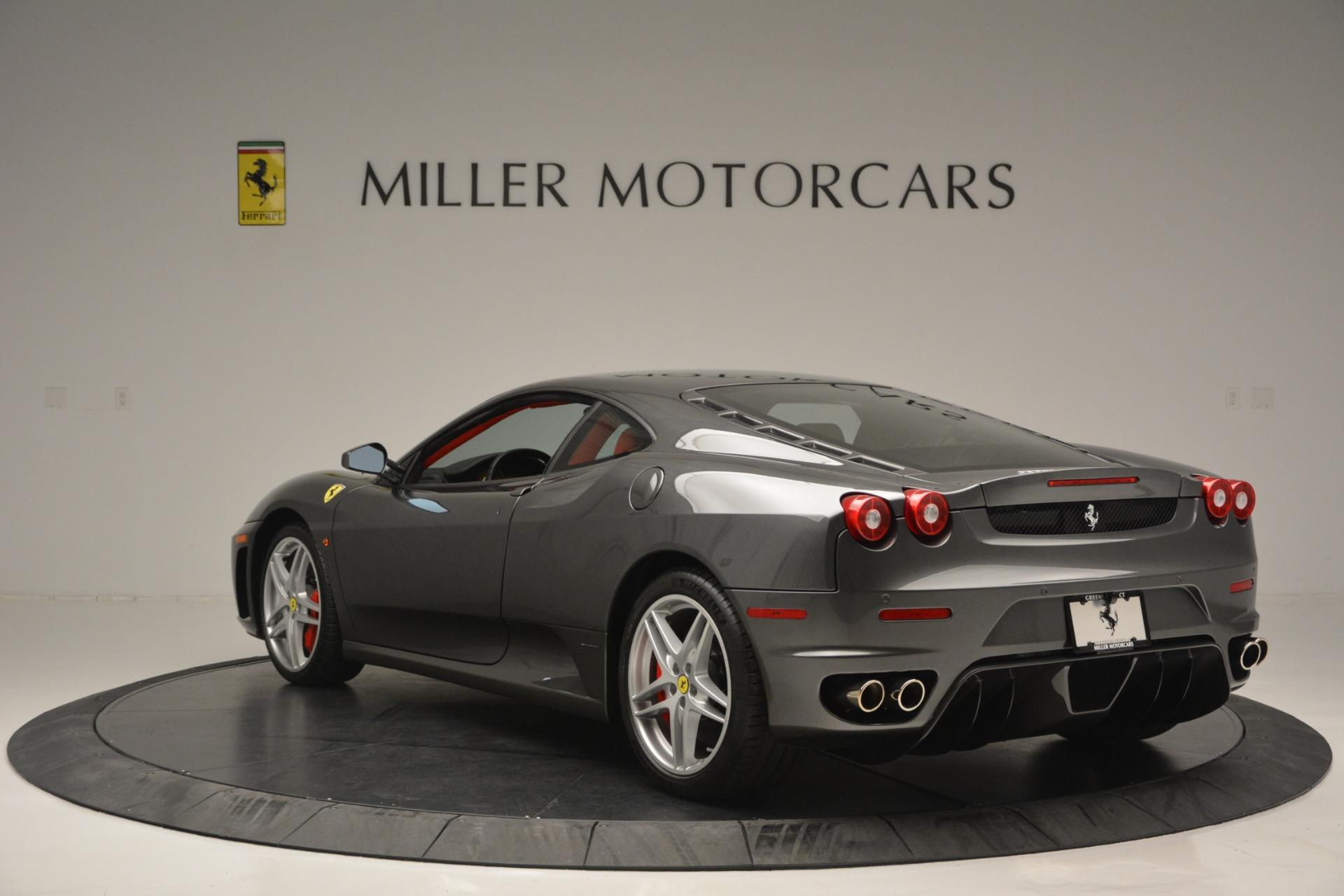 Used 2008 Ferrari F430  For Sale In Greenwich, CT 2584_p5
