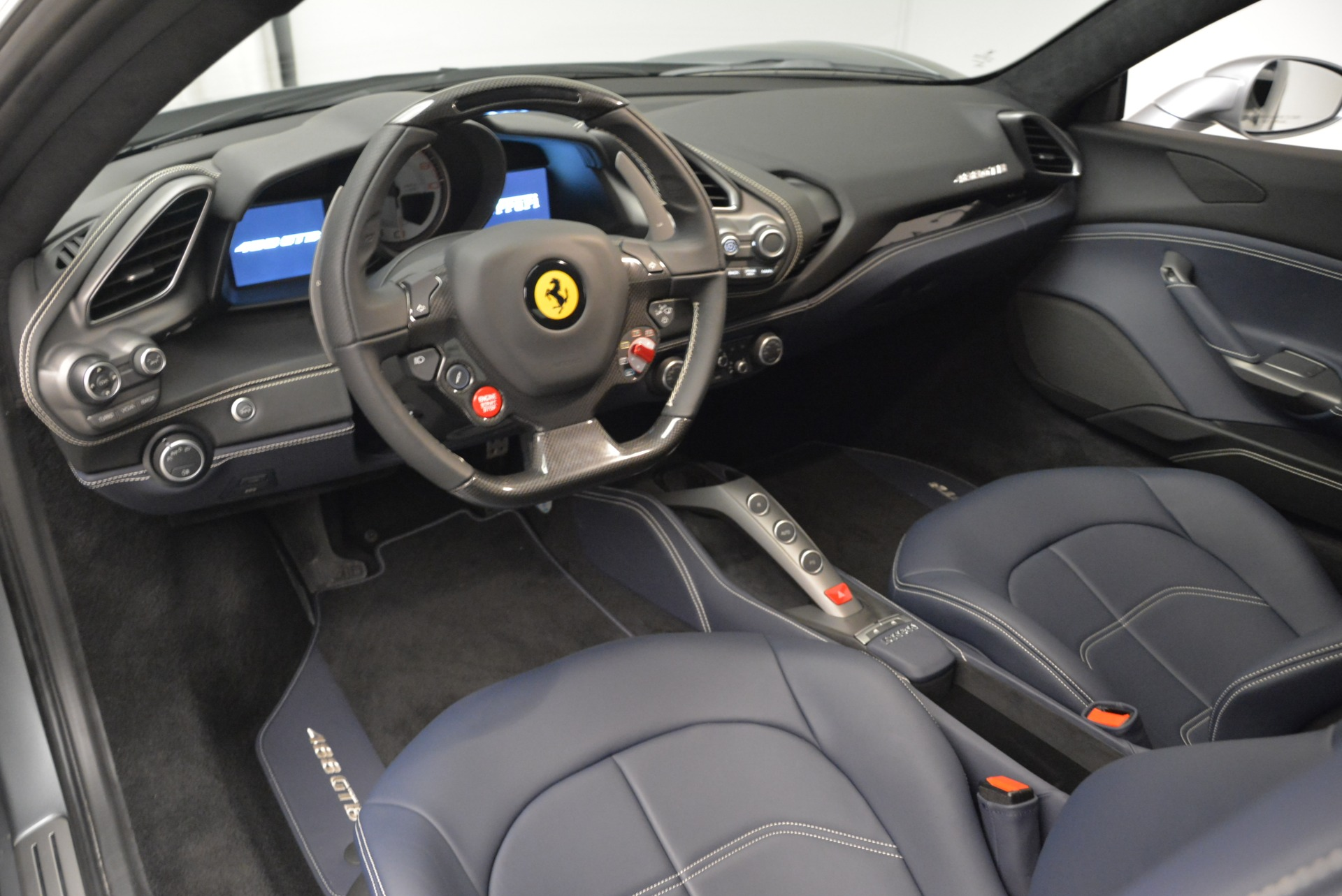 Used 2018 Ferrari 488 GTB  For Sale In Greenwich, CT 2586_p13