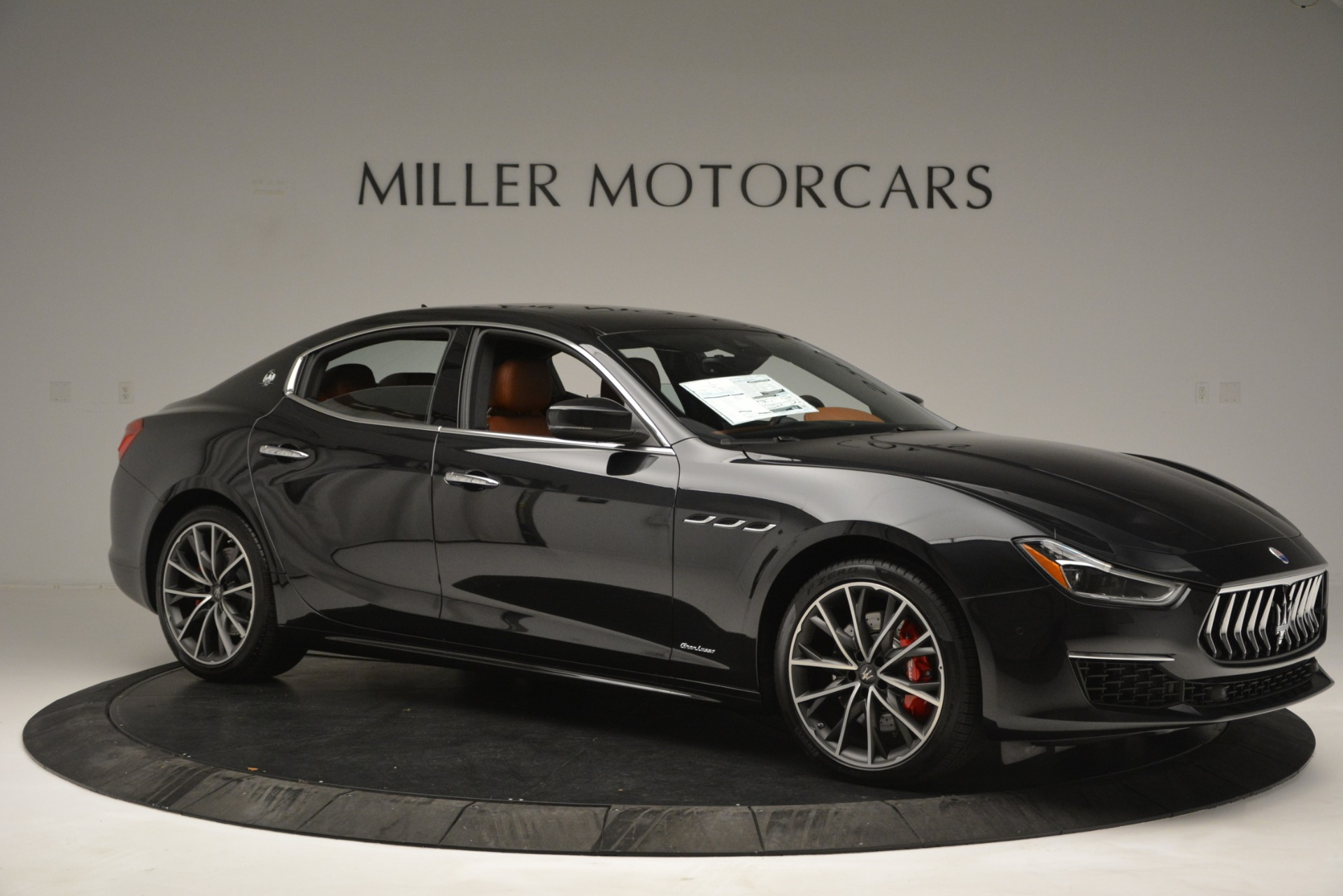 New 2019 Maserati Ghibli S Q4 GranLusso For Sale In Greenwich, CT 2590_p10