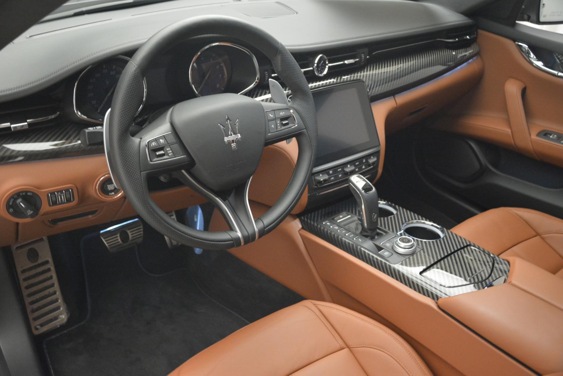 New 2019 Maserati Quattroporte S Q4 GranSport For Sale In Greenwich, CT 2591_p14