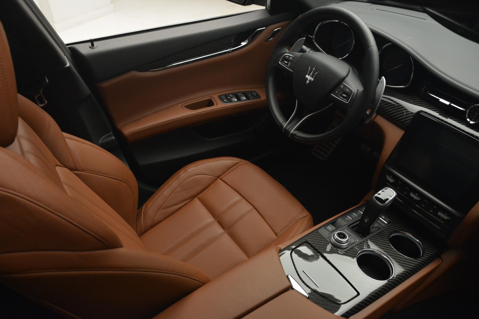 New 2019 Maserati Quattroporte S Q4 GranSport For Sale In Greenwich, CT 2591_p15