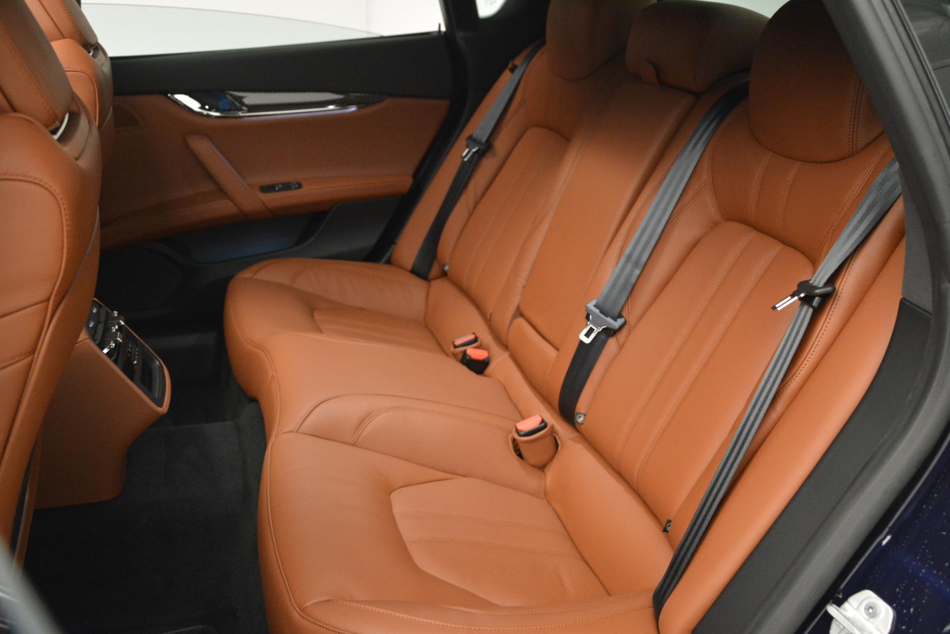 New 2019 Maserati Quattroporte S Q4 GranSport For Sale In Greenwich, CT 2591_p18