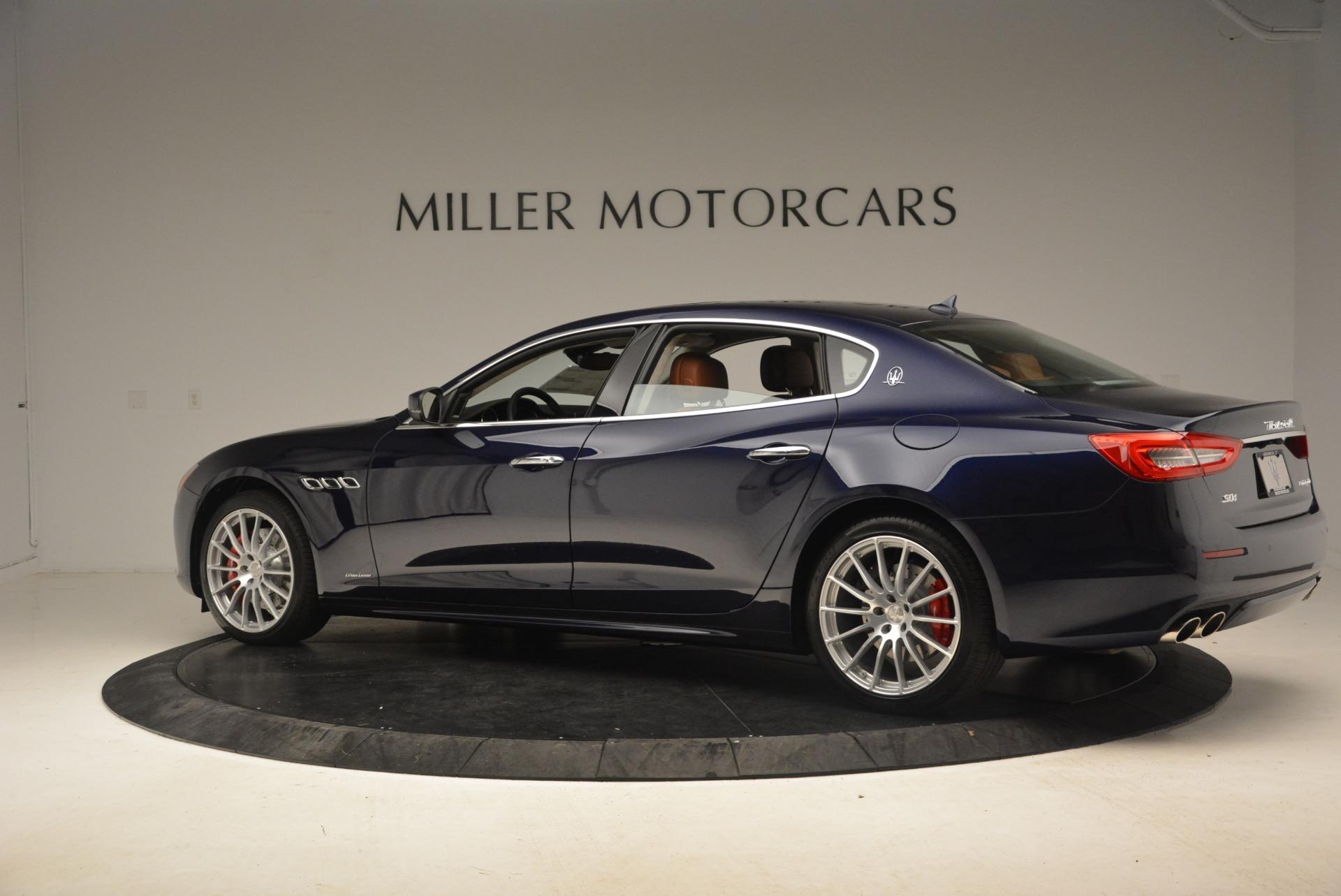 New 2019 Maserati Quattroporte S Q4 GranSport For Sale In Greenwich, CT 2591_p4