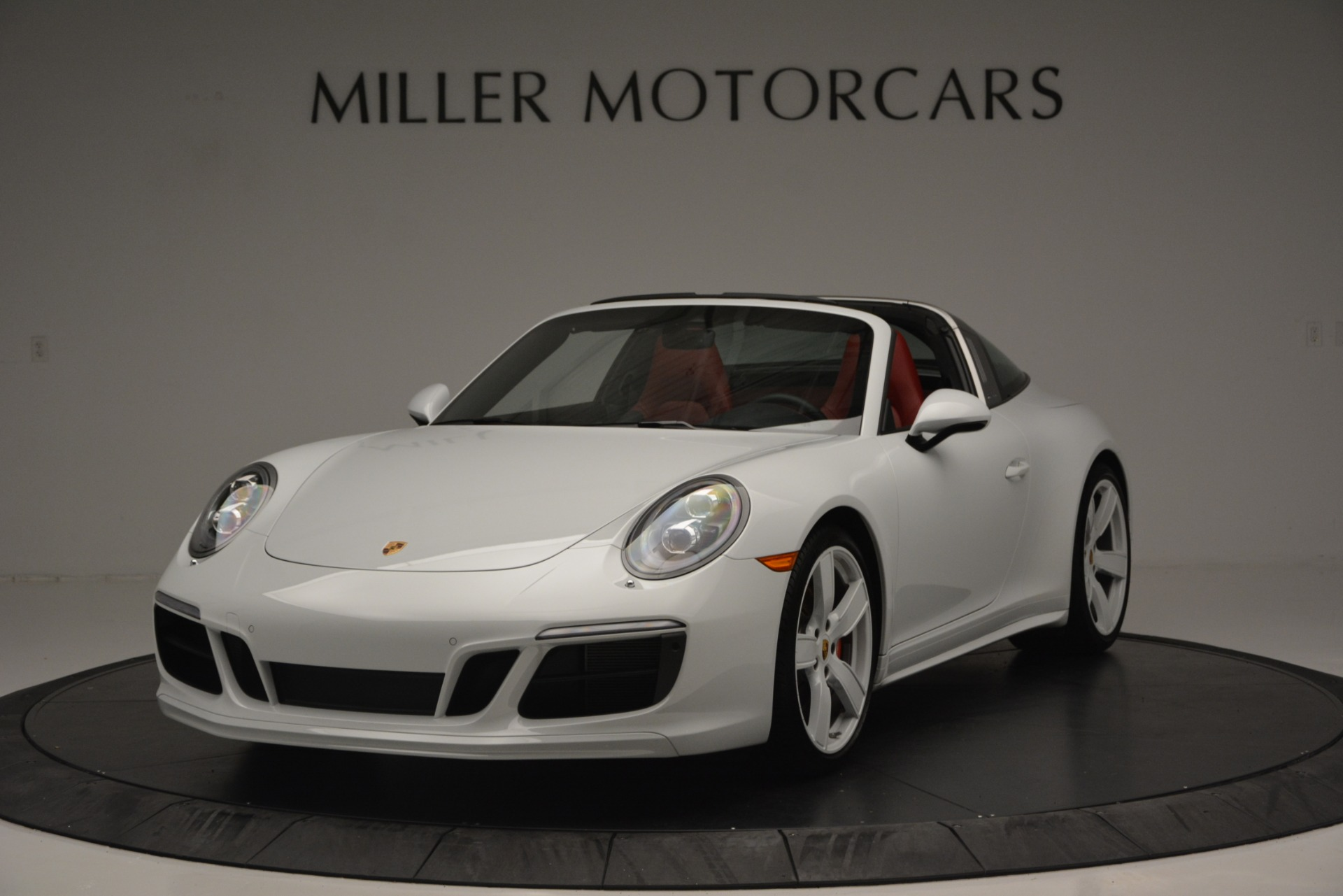 Used 2017 Porsche 911 Targa 4S For Sale In Greenwich, CT 2593_main