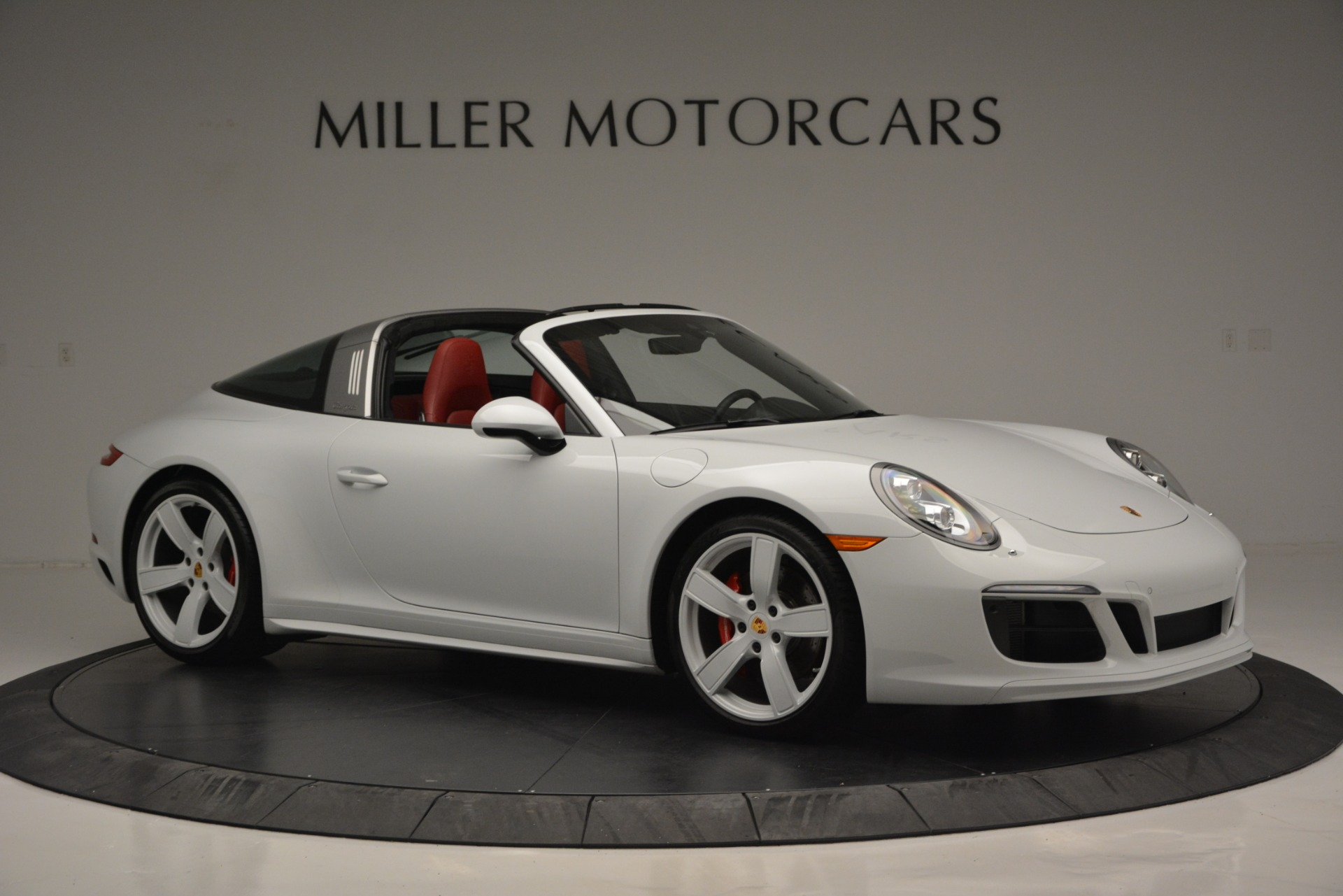Used 2017 Porsche 911 Targa 4S For Sale In Greenwich, CT 2593_p10