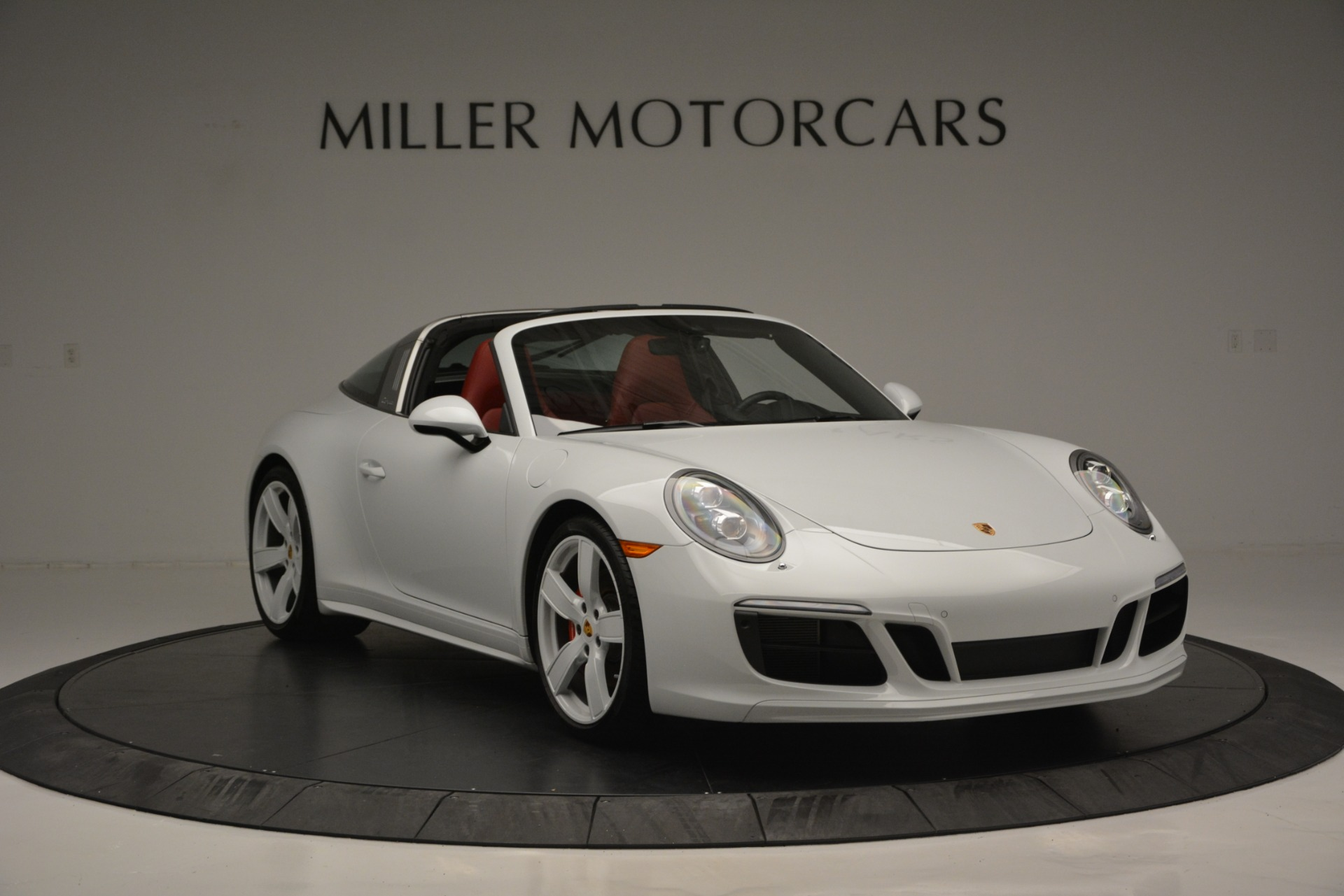 Used 2017 Porsche 911 Targa 4S For Sale In Greenwich, CT 2593_p11