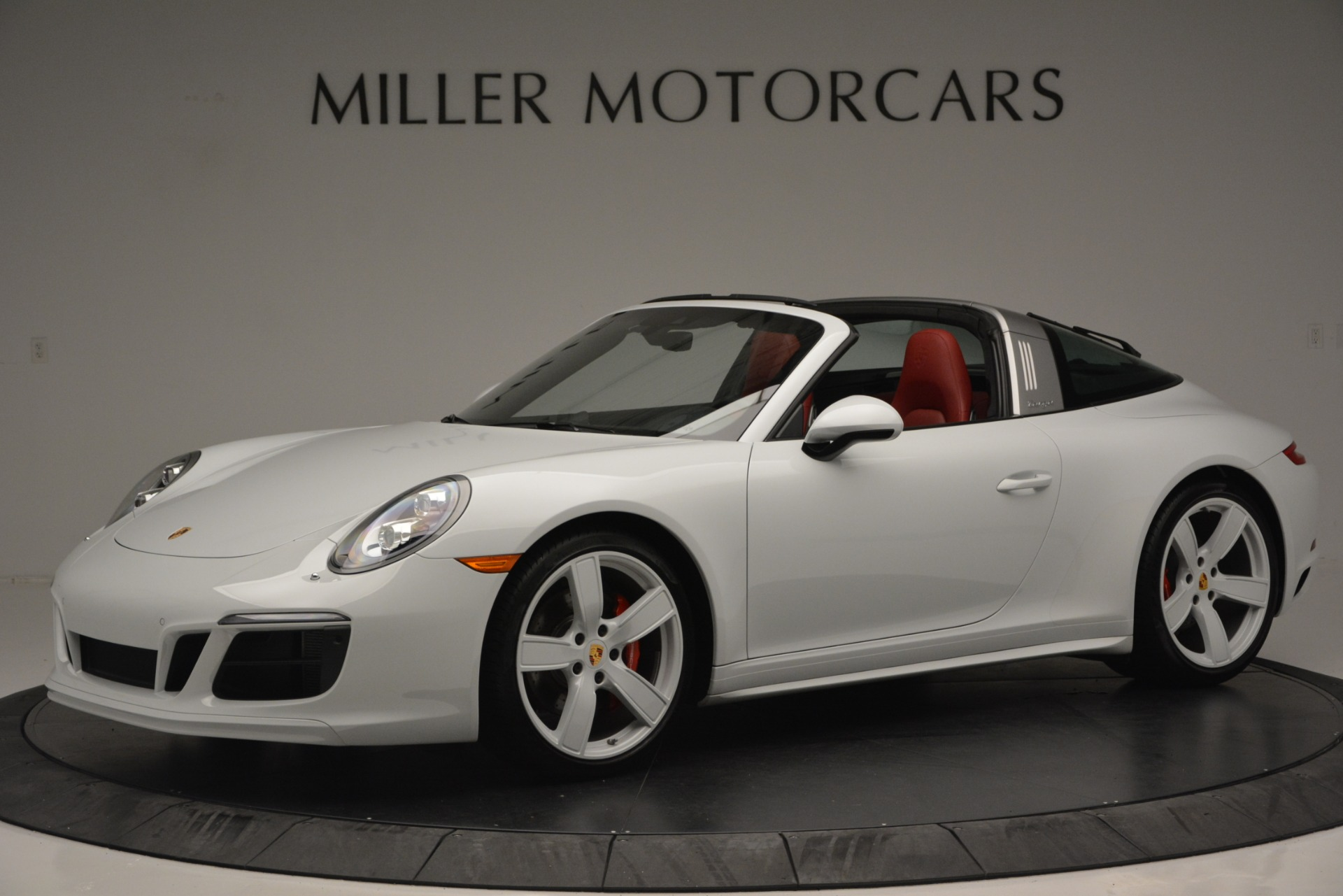 Used 2017 Porsche 911 Targa 4S For Sale In Greenwich, CT 2593_p2