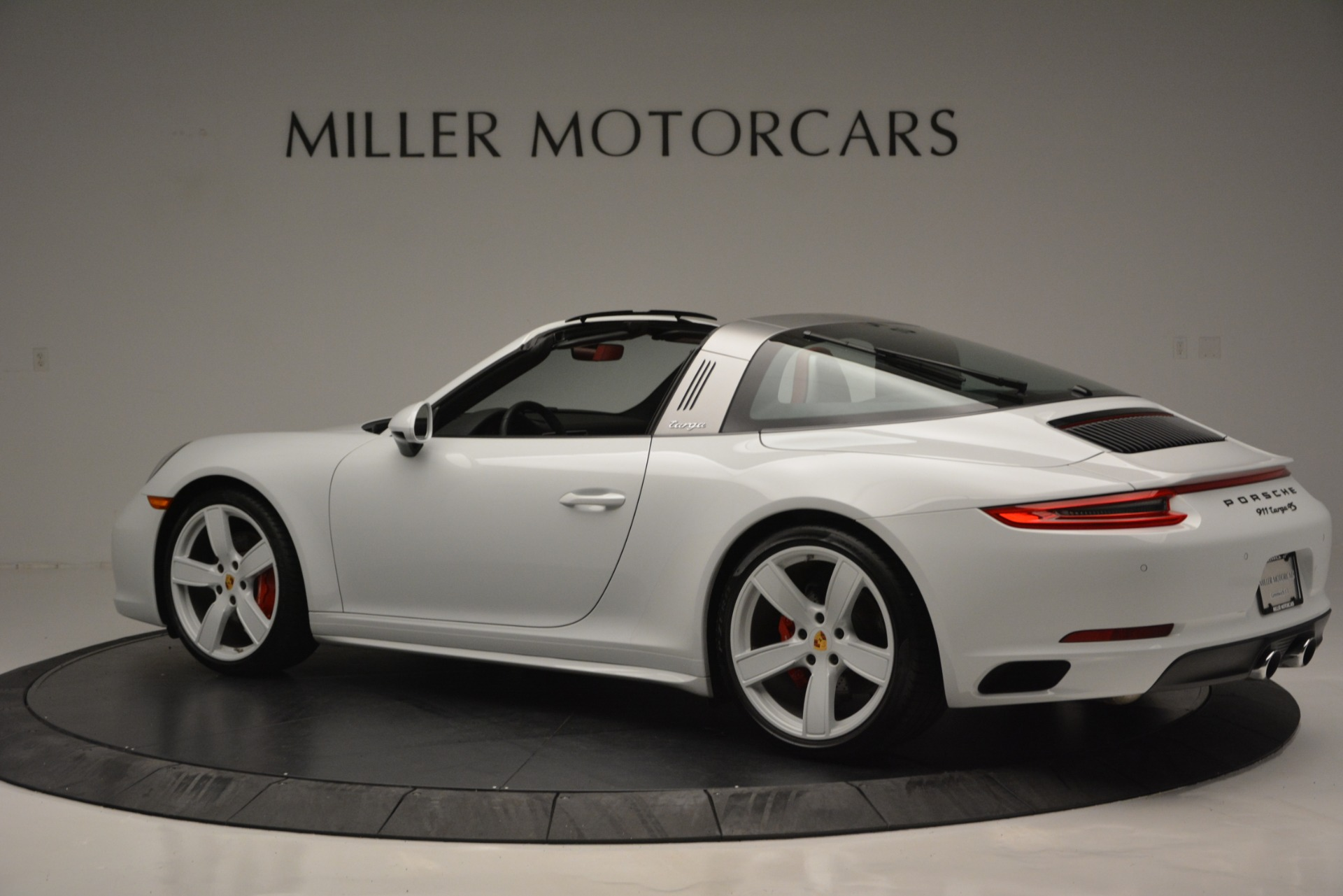 Used 2017 Porsche 911 Targa 4S For Sale In Greenwich, CT 2593_p4