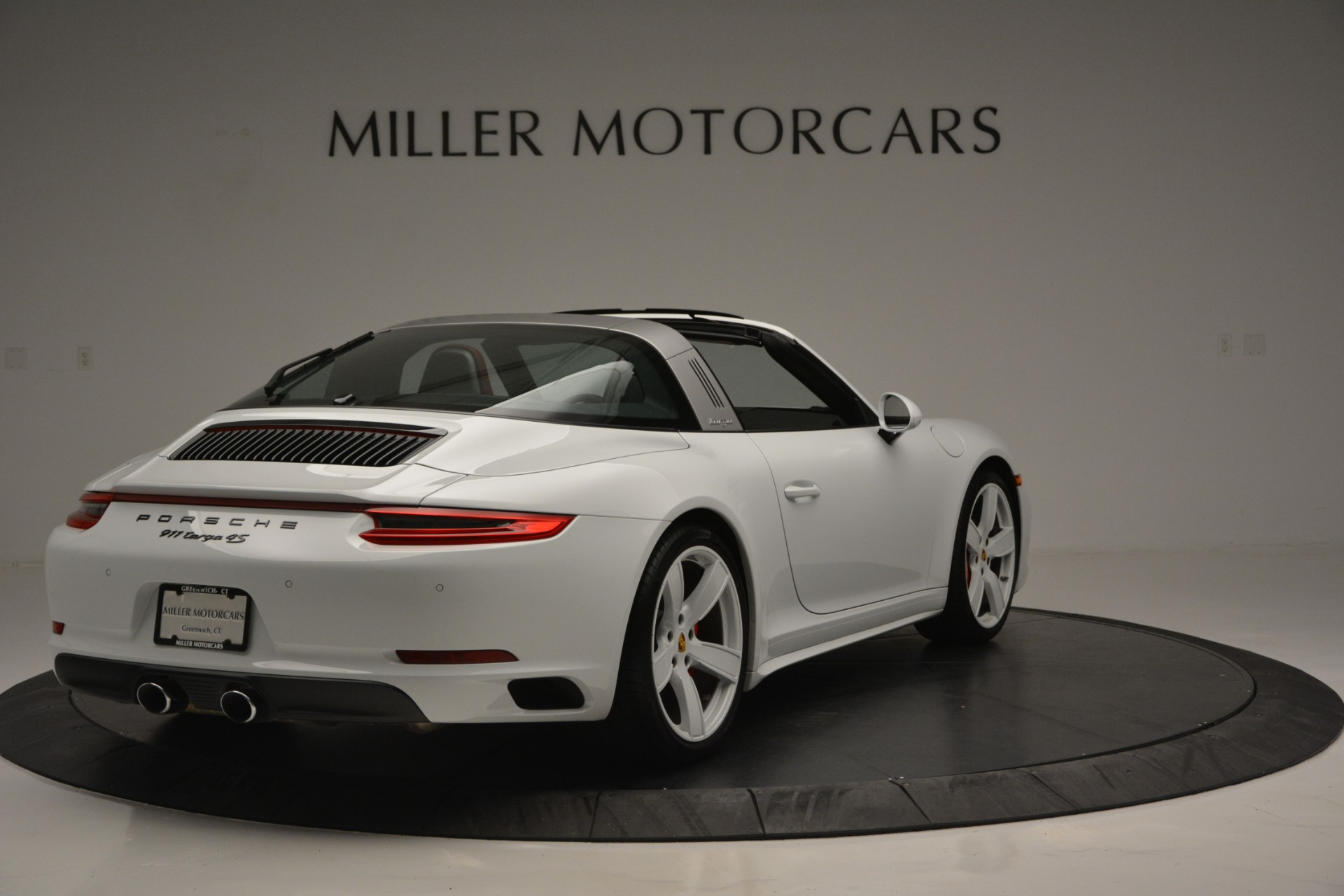 Used 2017 Porsche 911 Targa 4S For Sale In Greenwich, CT 2593_p7