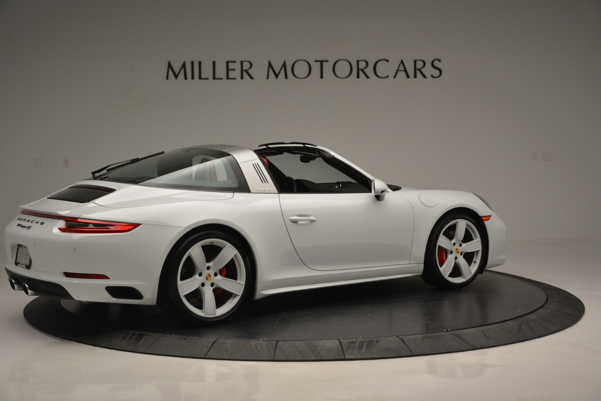 Used 2017 Porsche 911 Targa 4S For Sale In Greenwich, CT 2593_p8