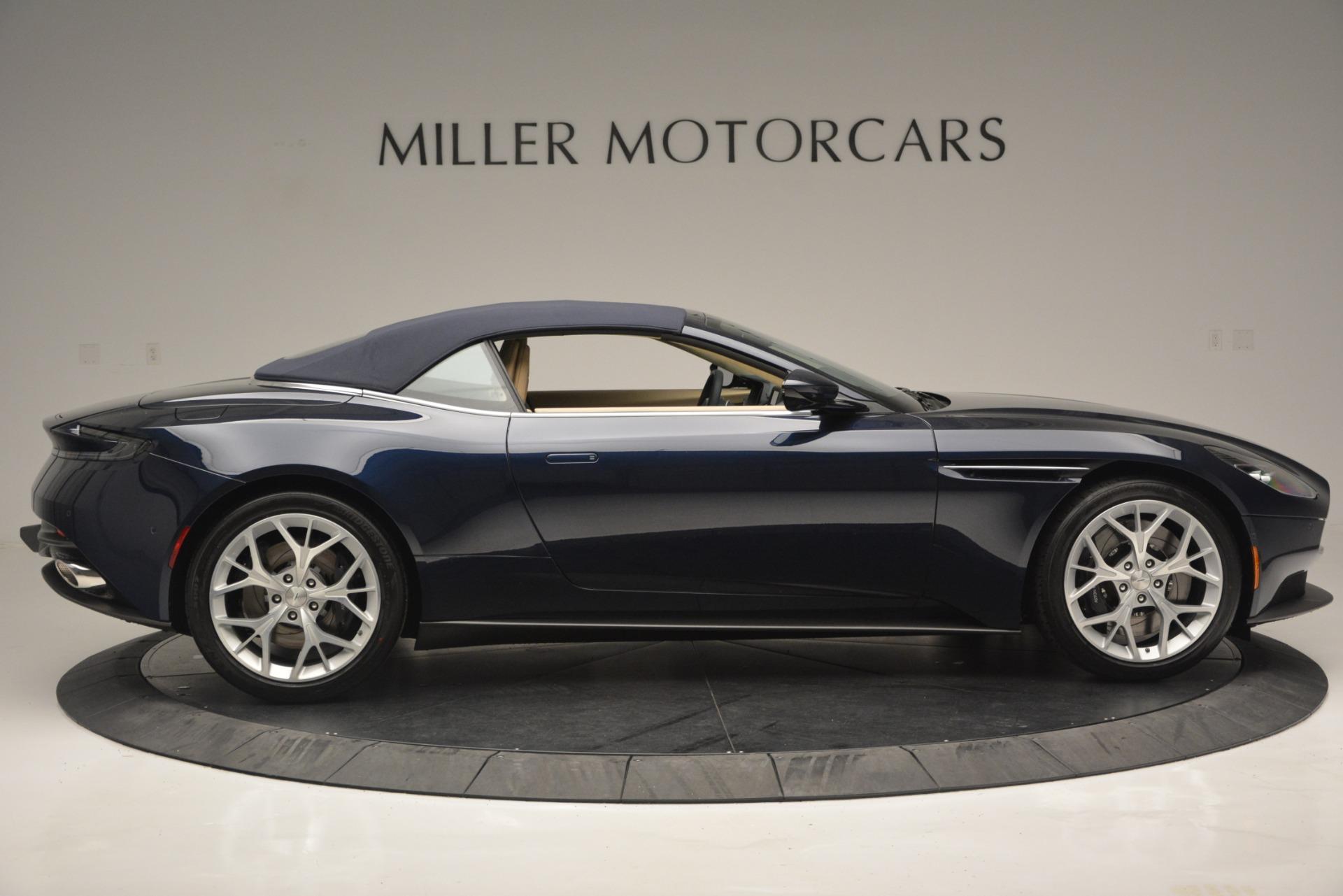 New 2019 Aston Martin DB11 Volante Volante For Sale In Greenwich, CT 2594_p20