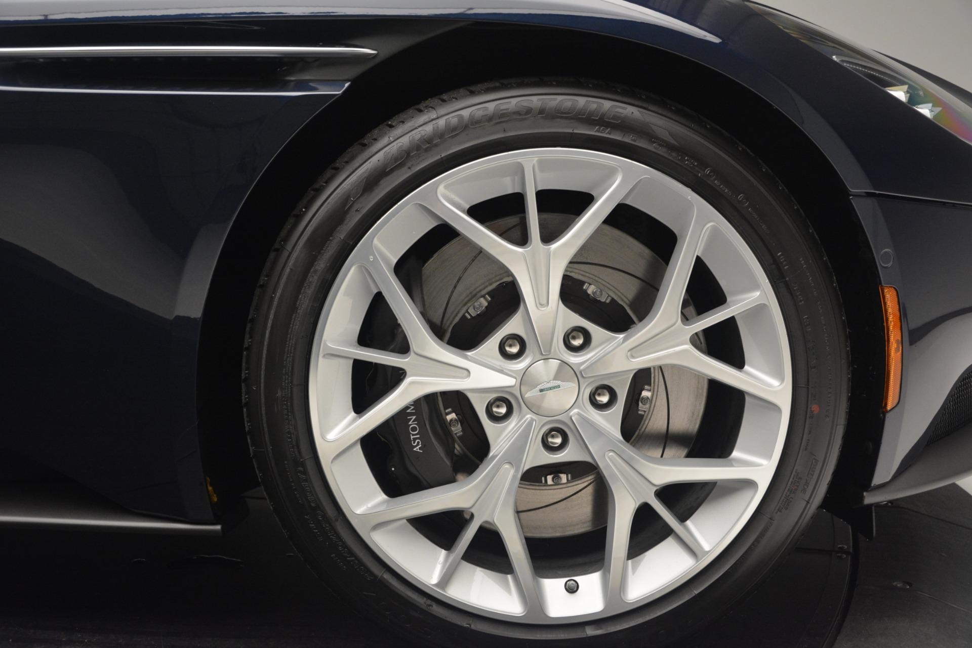 New 2019 Aston Martin DB11 Volante Volante For Sale In Greenwich, CT 2594_p30