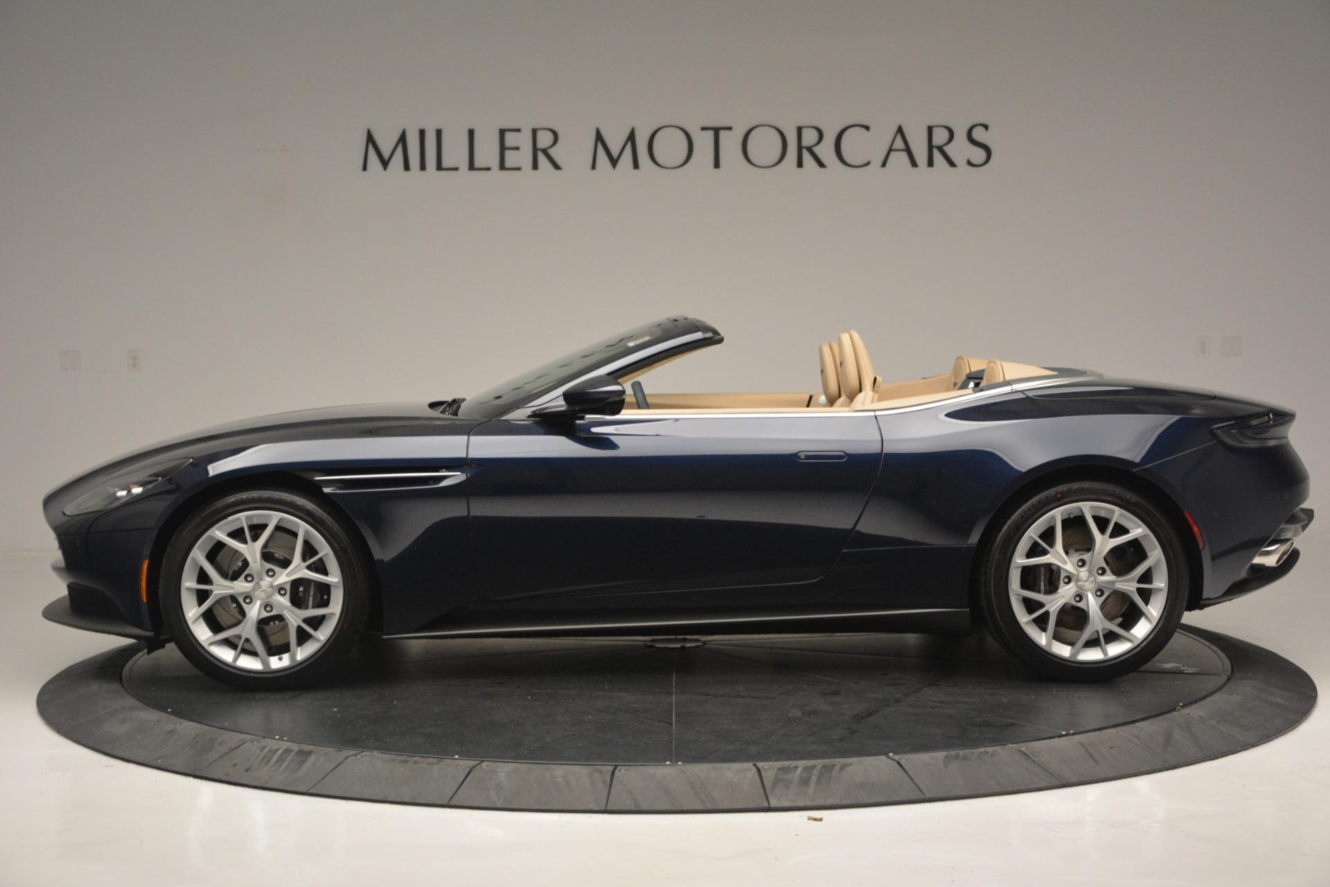New 2019 Aston Martin DB11 Volante Volante For Sale In Greenwich, CT 2594_p3