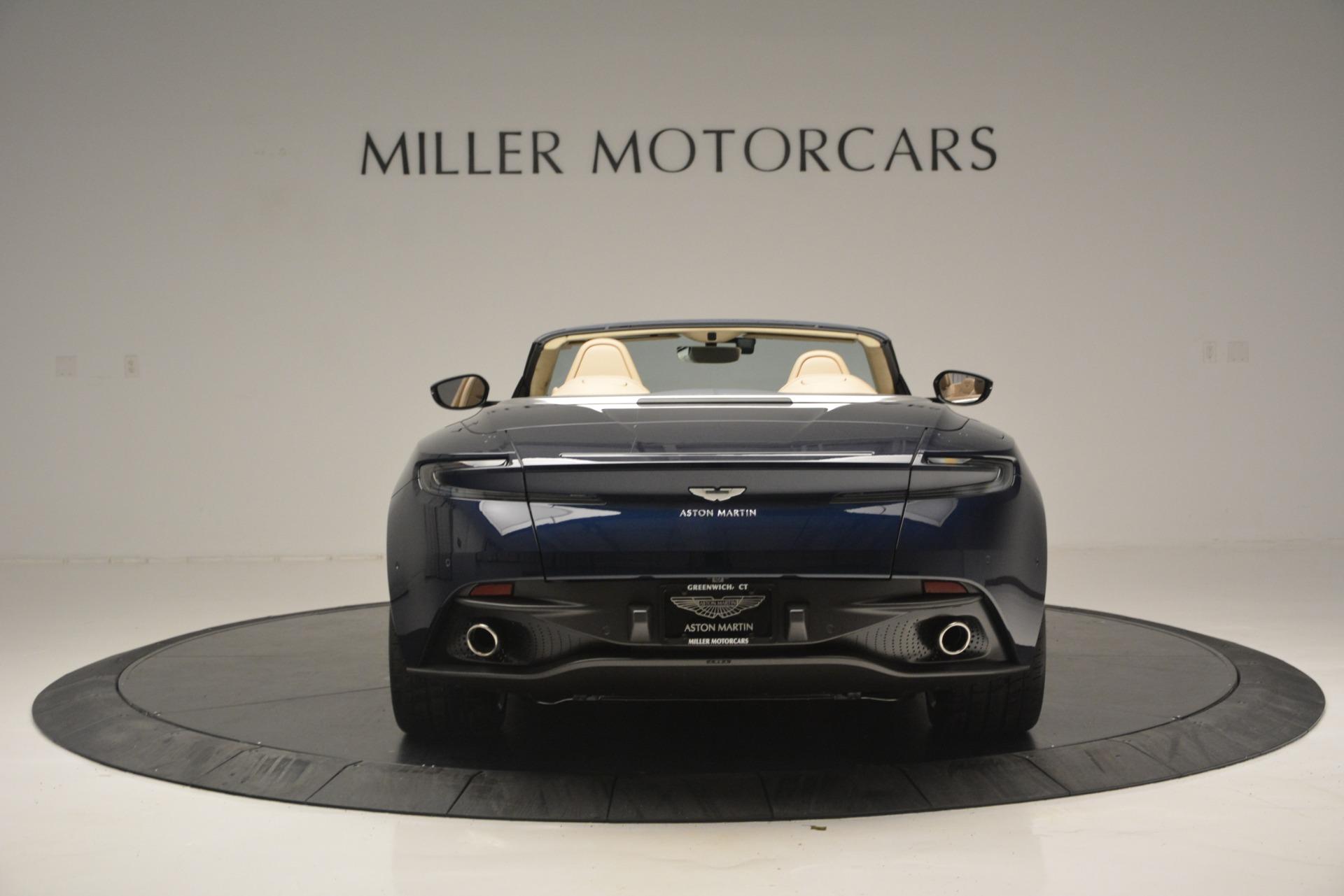 New 2019 Aston Martin DB11 Volante Volante For Sale In Greenwich, CT 2594_p6