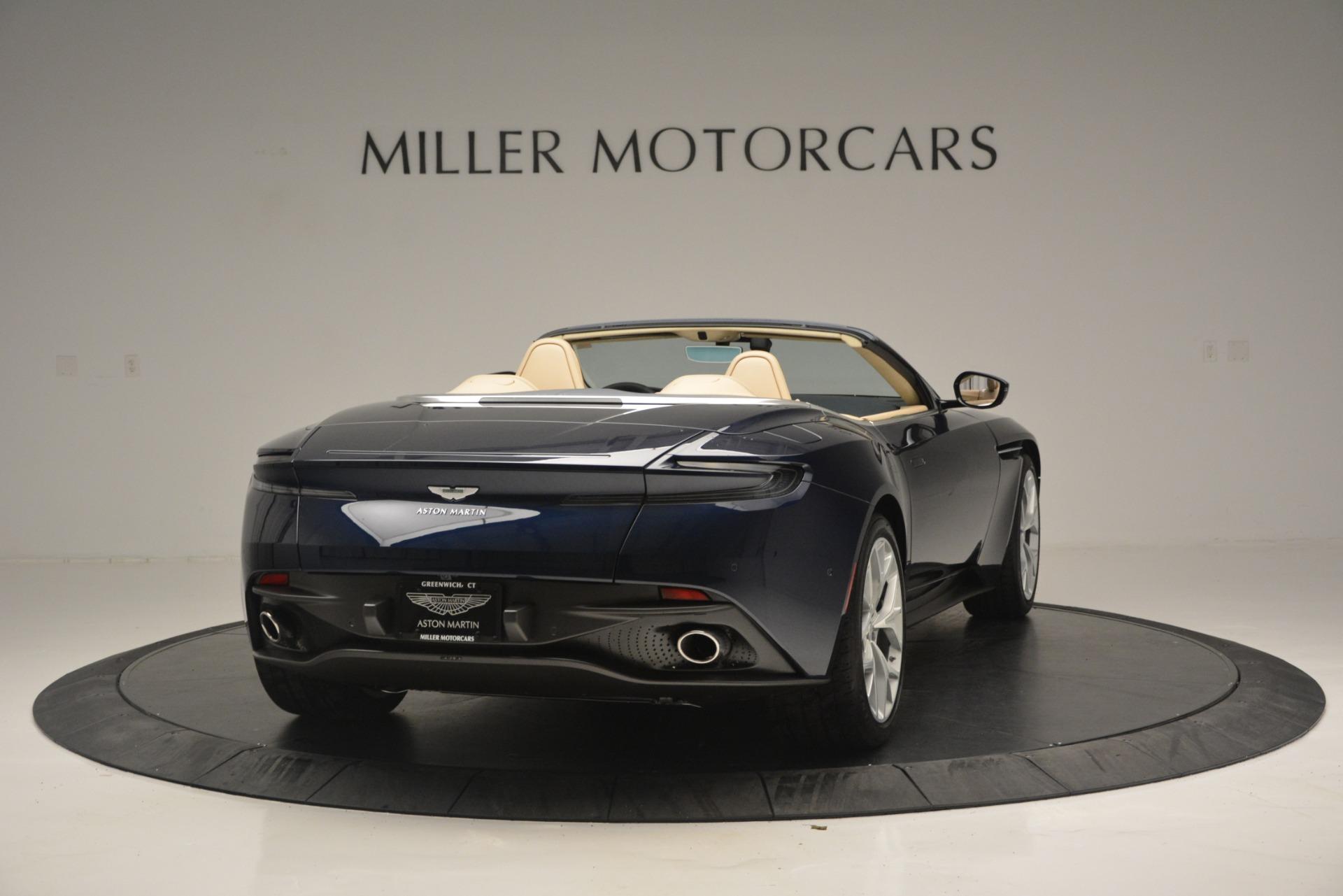 New 2019 Aston Martin DB11 Volante Volante For Sale In Greenwich, CT 2594_p7