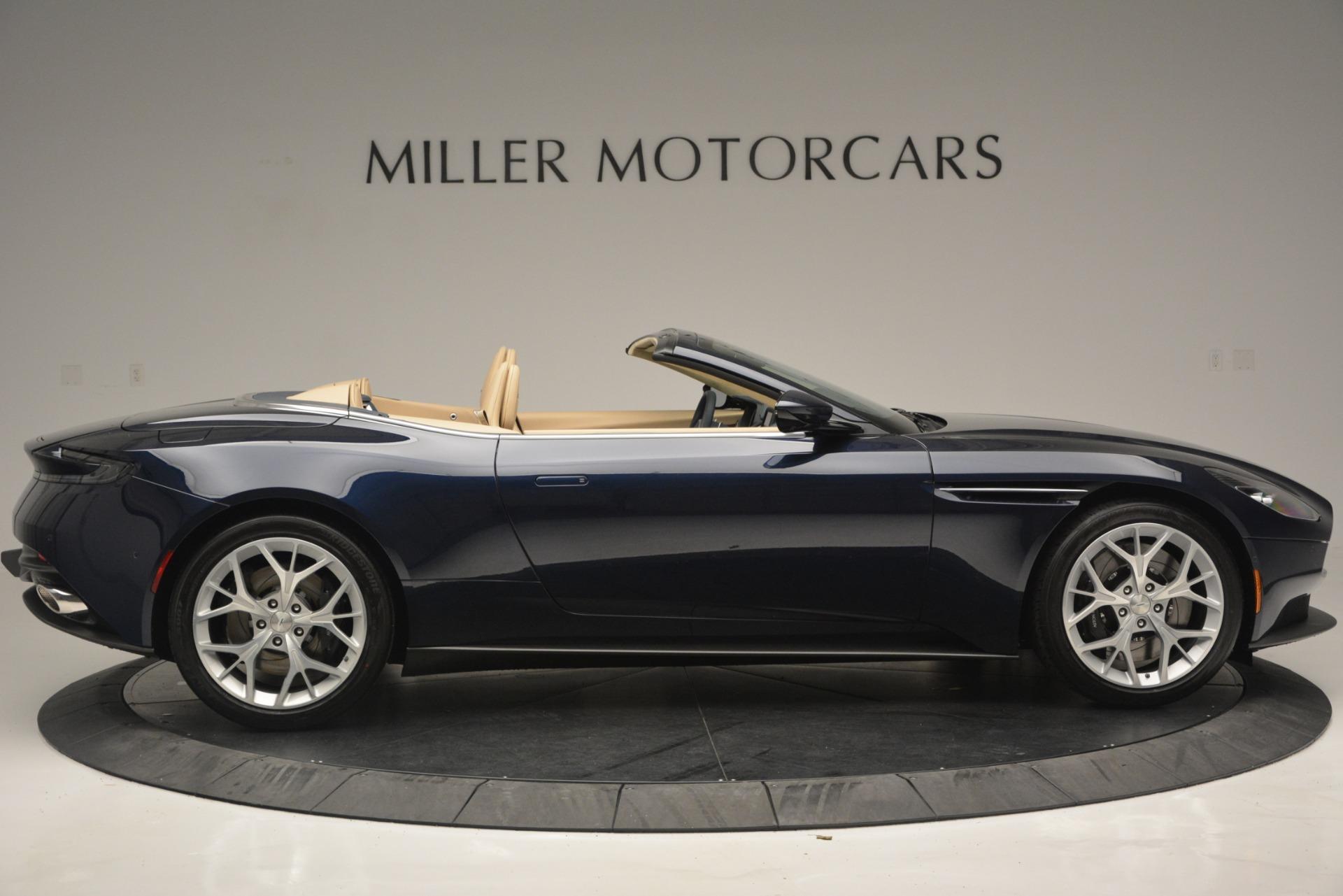 New 2019 Aston Martin DB11 Volante Volante For Sale In Greenwich, CT 2594_p9