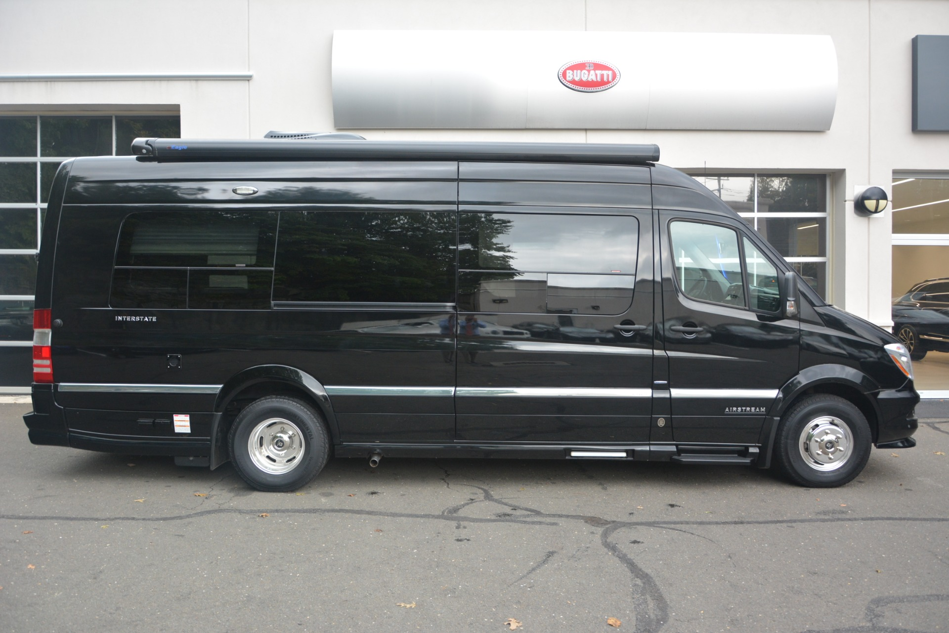 Used 2014 Mercedes-Benz Sprinter 3500 Airstream Lounge Extended For Sale In Greenwich, CT 2595_p9