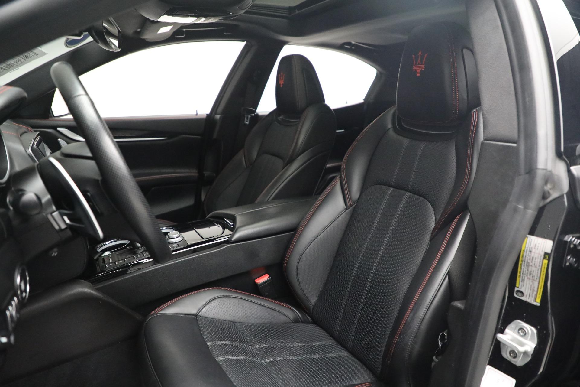 New 2019 Maserati Ghibli S Q4 GranSport For Sale In Greenwich, CT 2597_p16