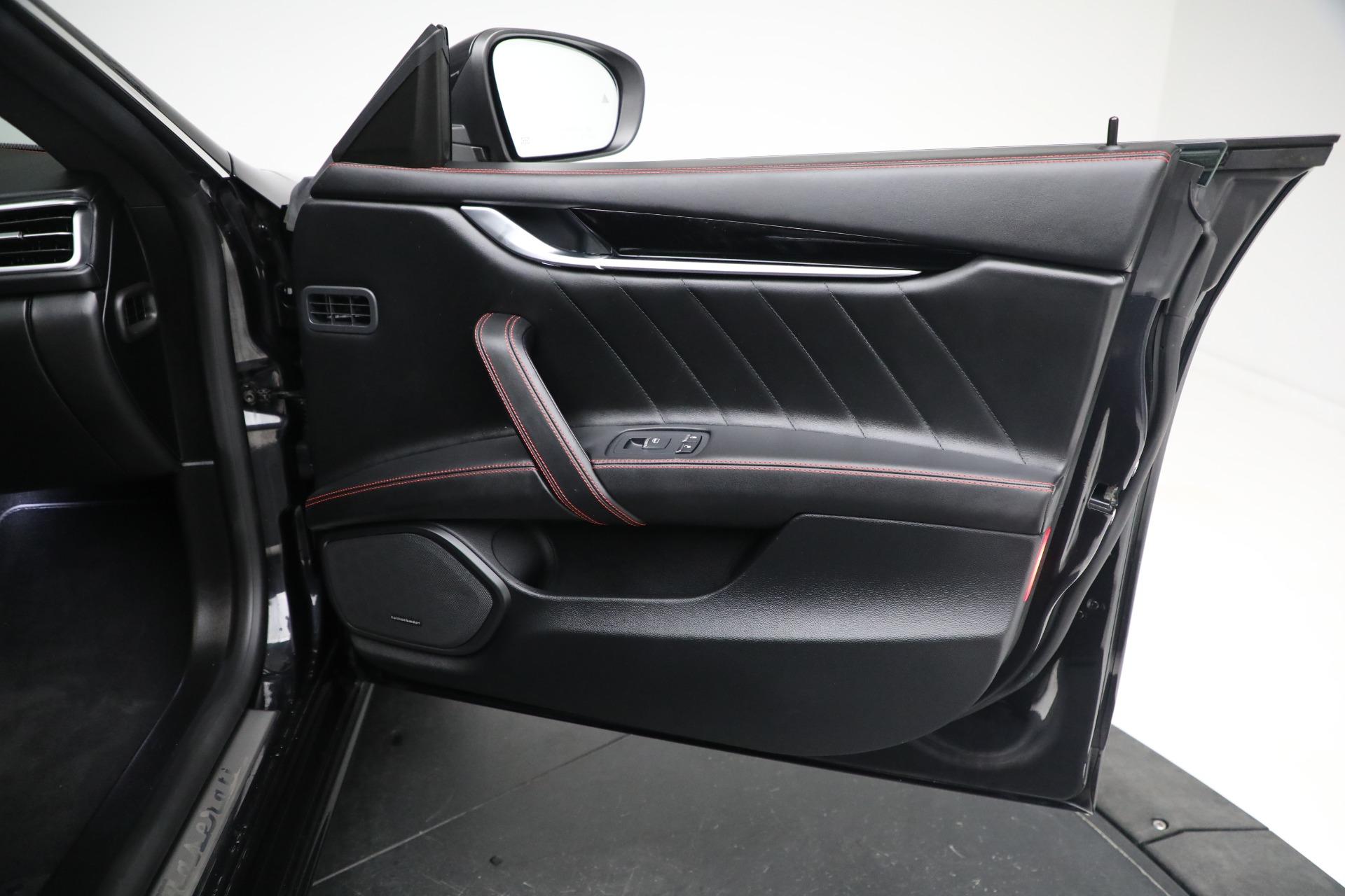 New 2019 Maserati Ghibli S Q4 GranSport For Sale In Greenwich, CT 2597_p20