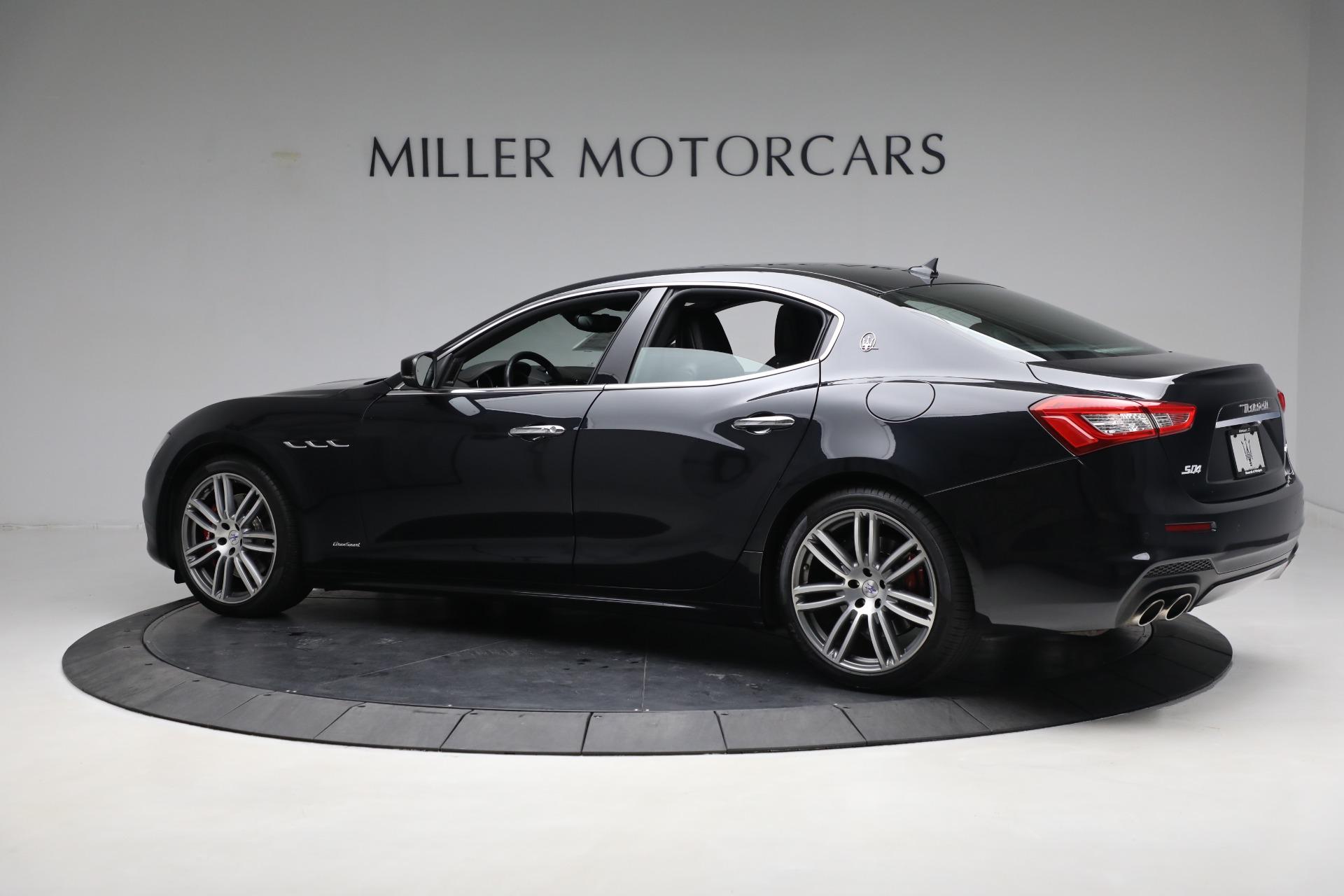 New 2019 Maserati Ghibli S Q4 GranSport For Sale In Greenwich, CT 2597_p4