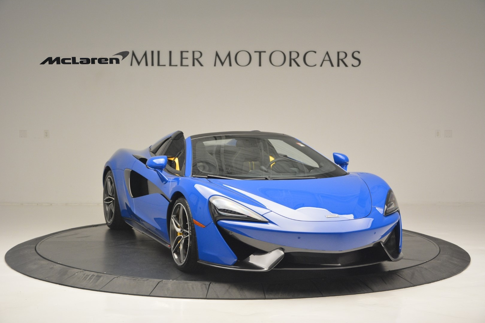 New 2019 McLaren 570S Spider Convertible For Sale In Greenwich, CT 2599_p11