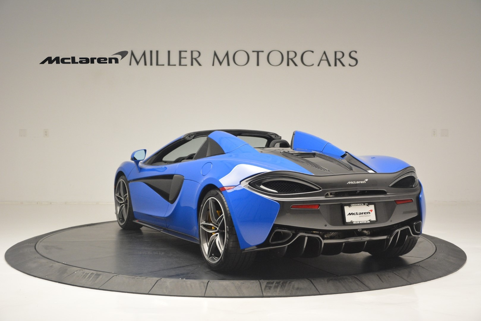 New 2019 McLaren 570S Spider Convertible For Sale In Greenwich, CT 2599_p5