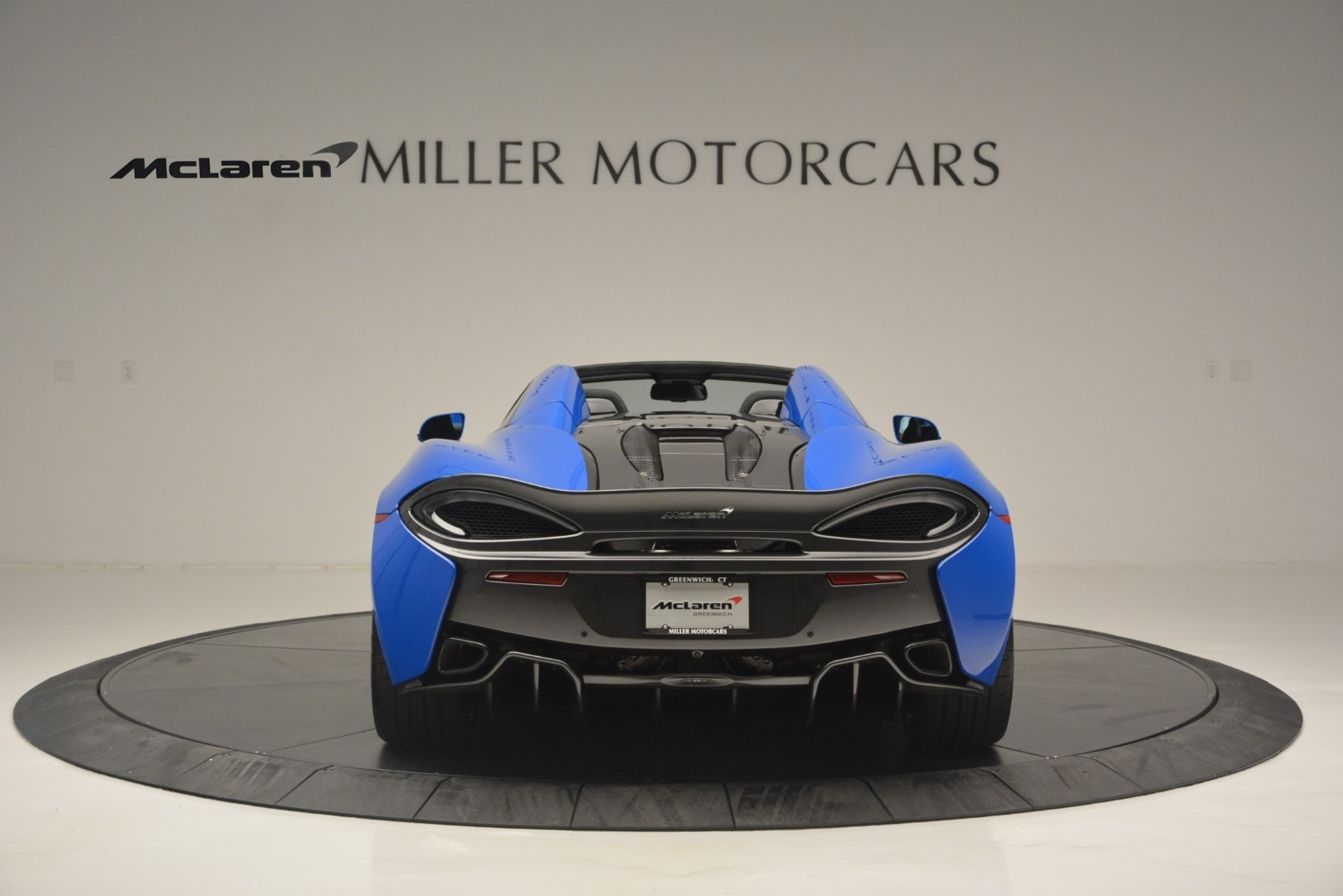 New 2019 McLaren 570S Spider Convertible For Sale In Greenwich, CT 2599_p6