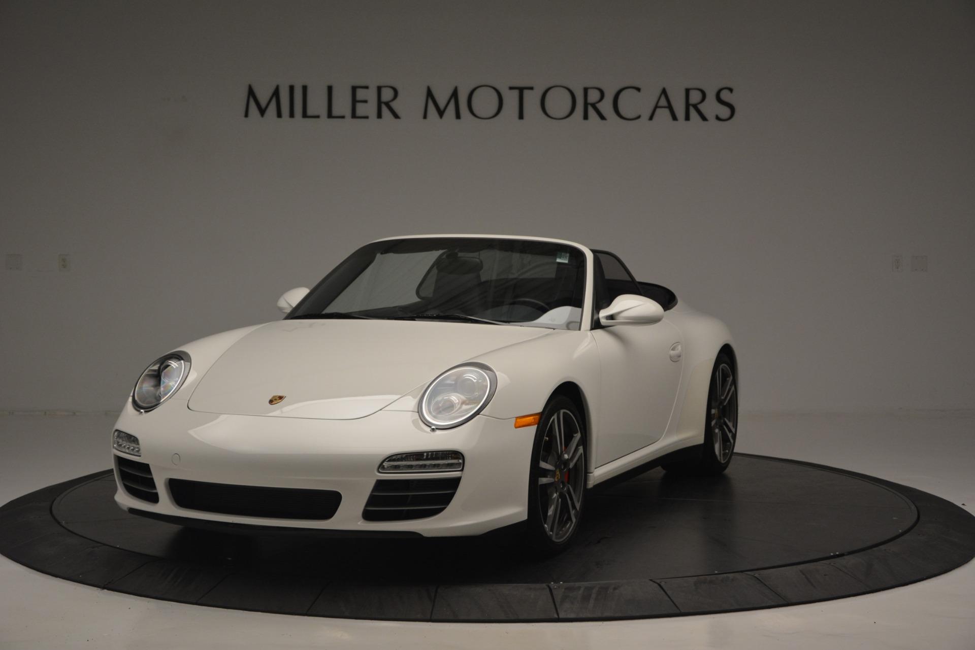 Used 2011 Porsche 911 Carrera 4S For Sale In Greenwich, CT 2600_main
