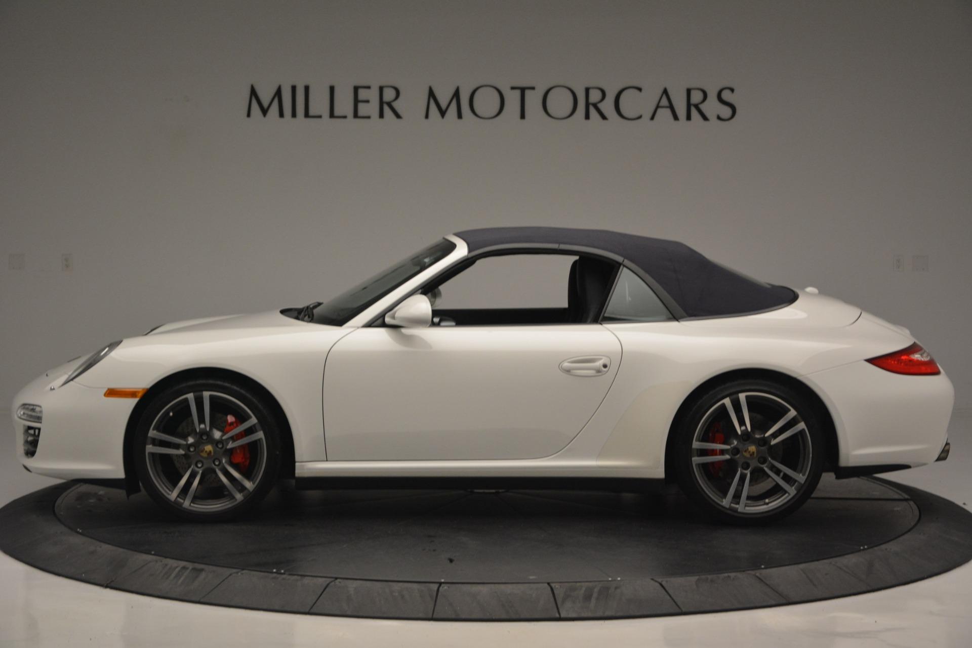 Used 2011 Porsche 911 Carrera 4S For Sale In Greenwich, CT 2600_p14