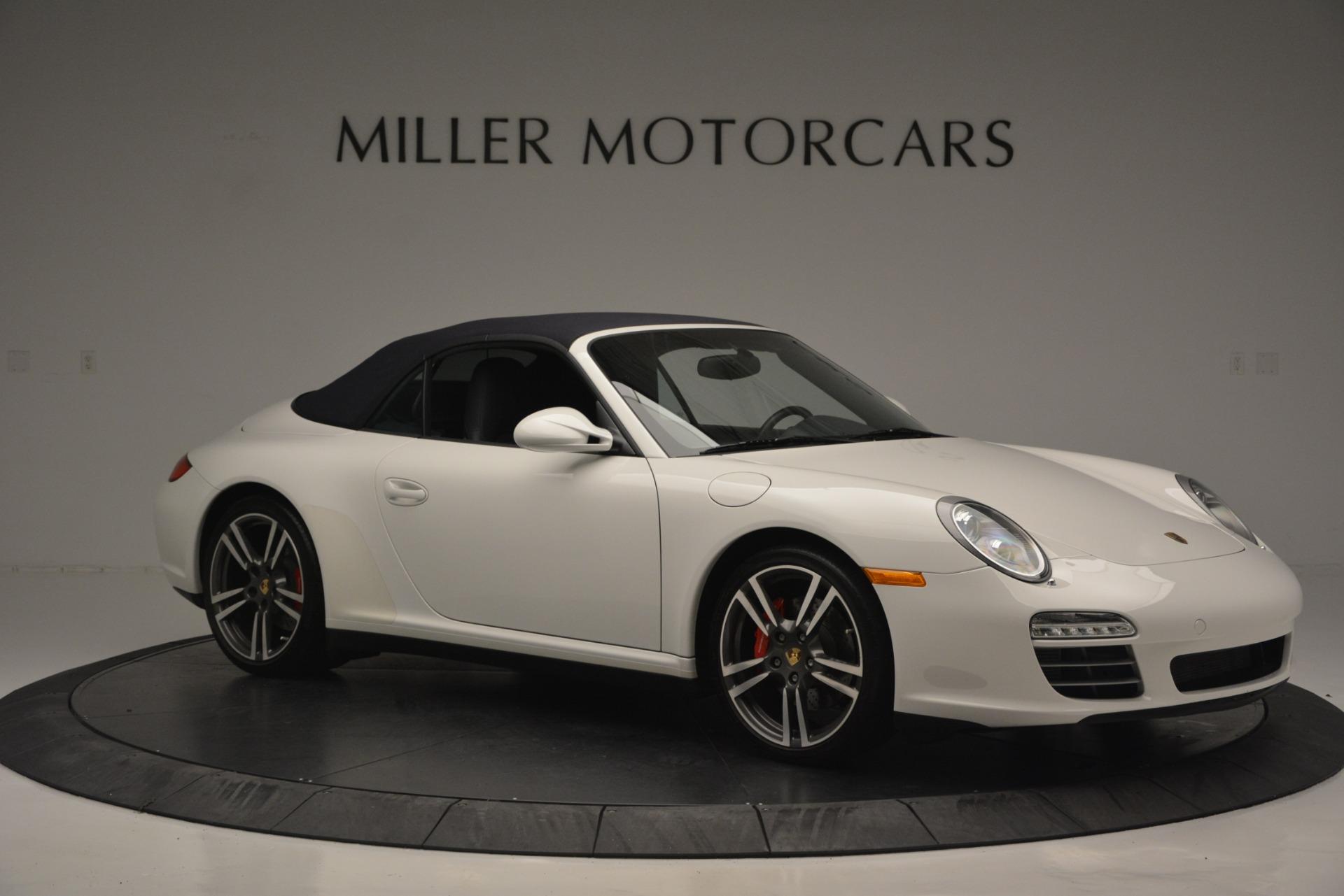 Used 2011 Porsche 911 Carrera 4S For Sale In Greenwich, CT 2600_p16